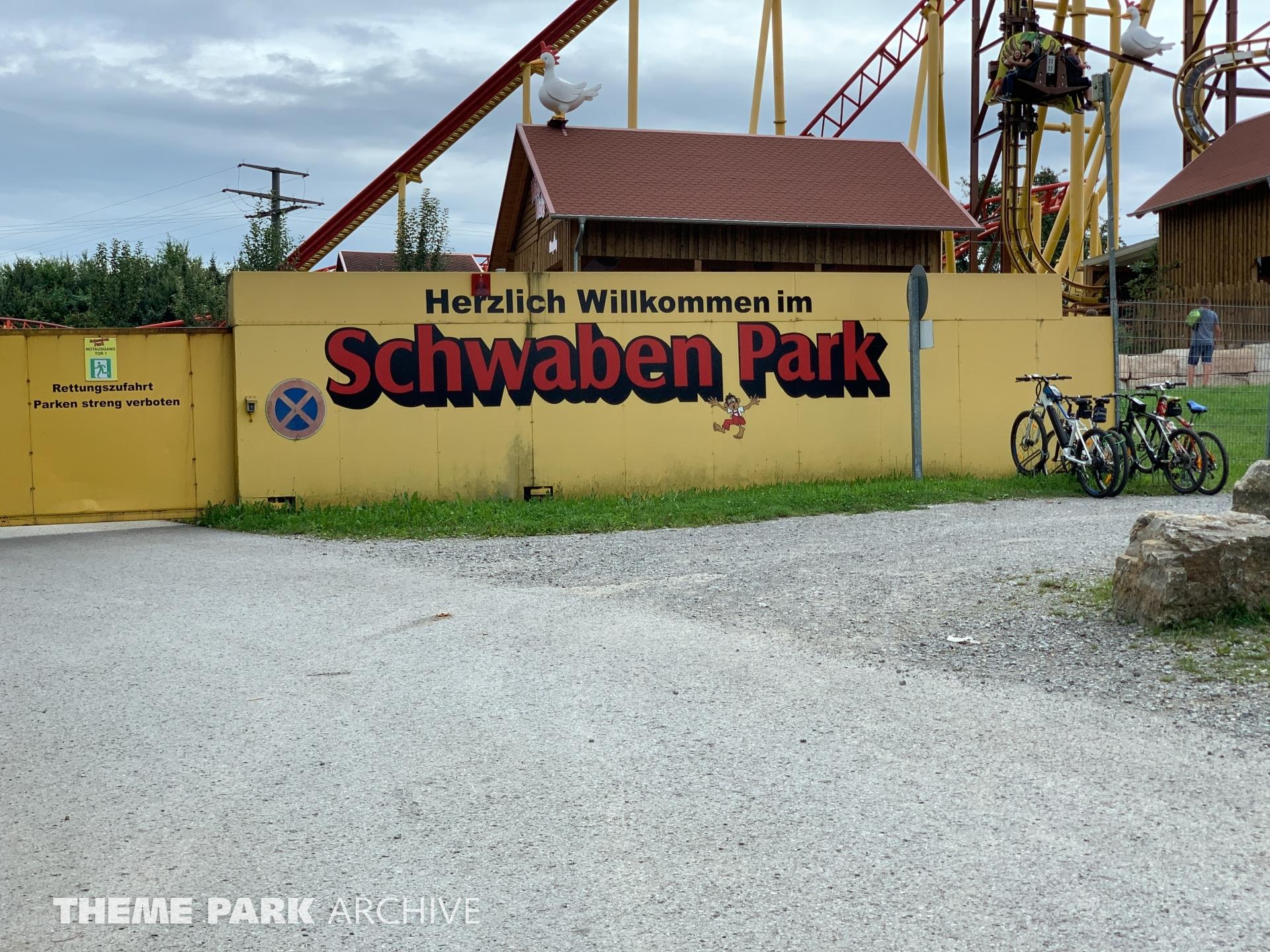 Entrance at Schwaben Park