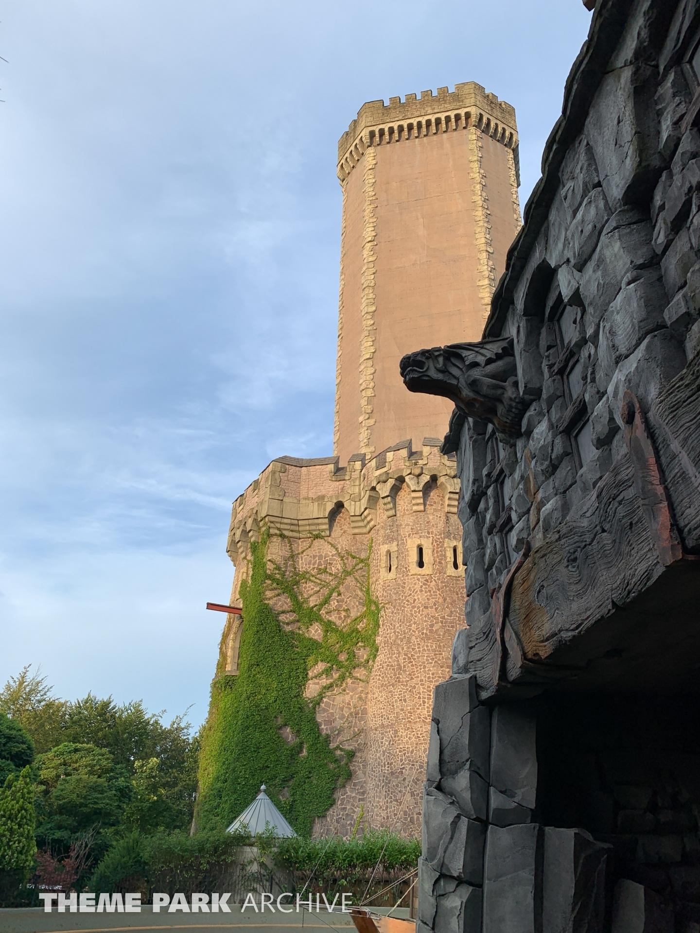 Mystery Castle at Phantasialand