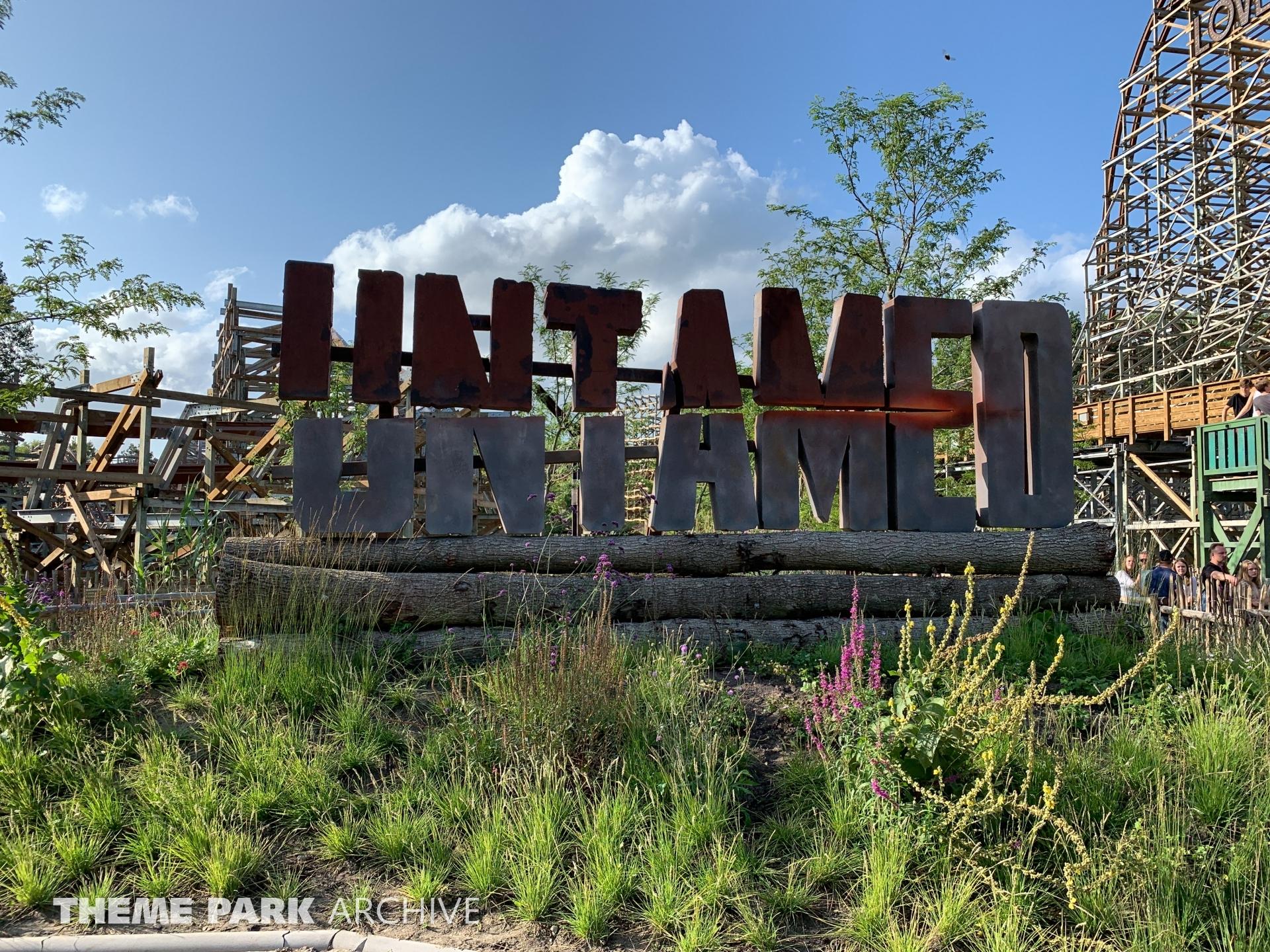 Untamed at Walibi Holland