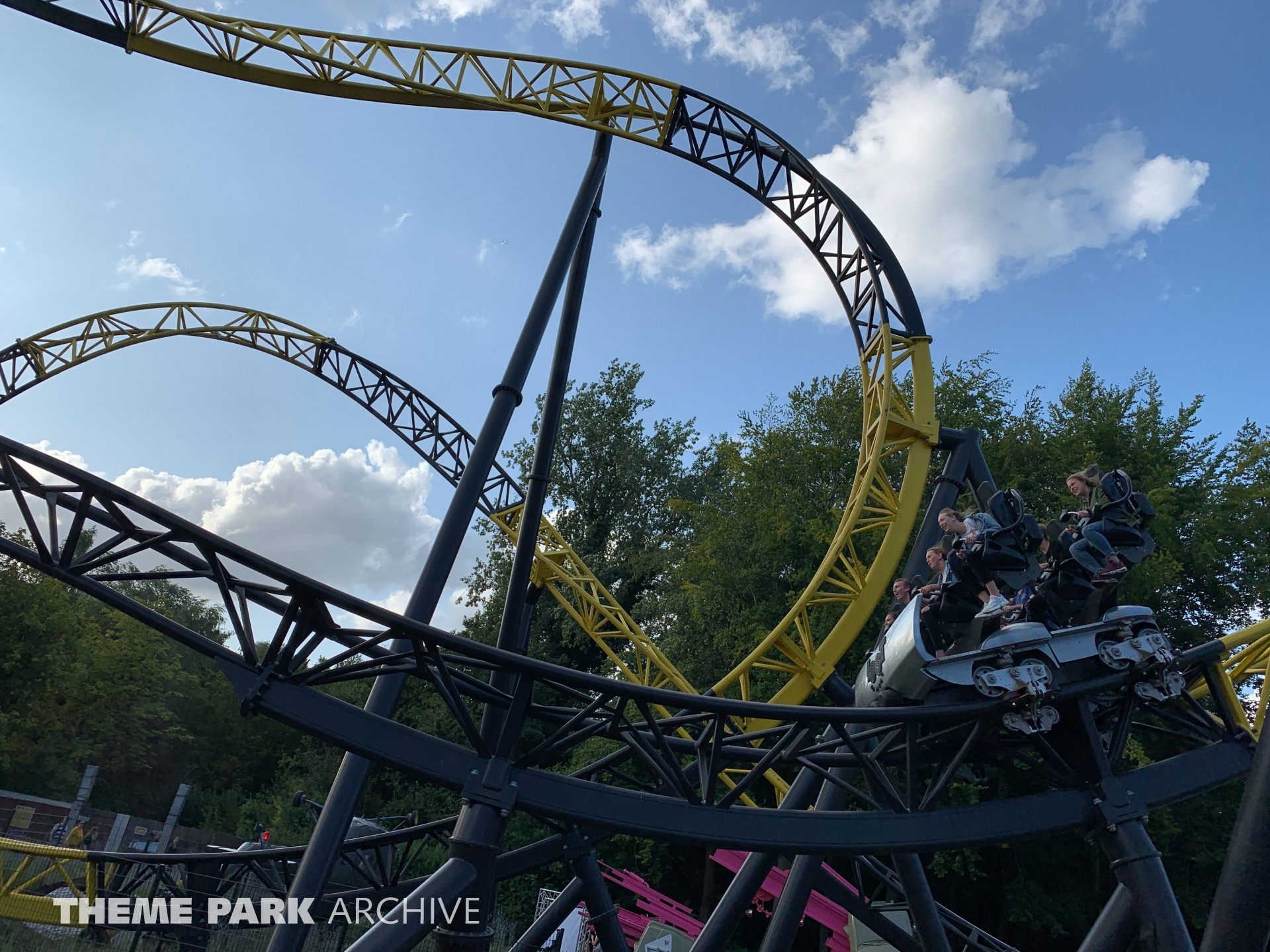 Lost Gravity at Walibi Holland