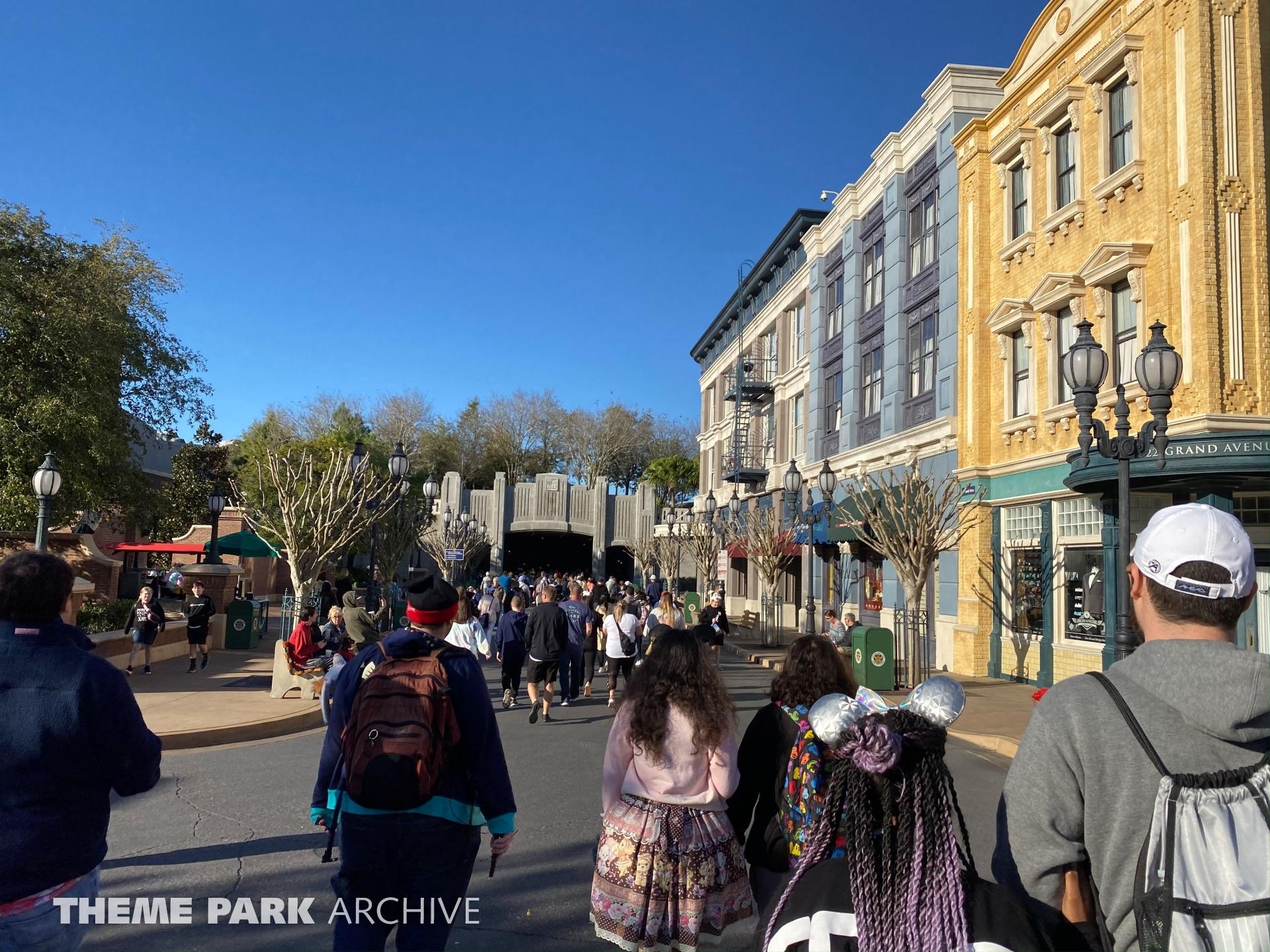 Grand Boulevard at Disney's Hollywood Studios
