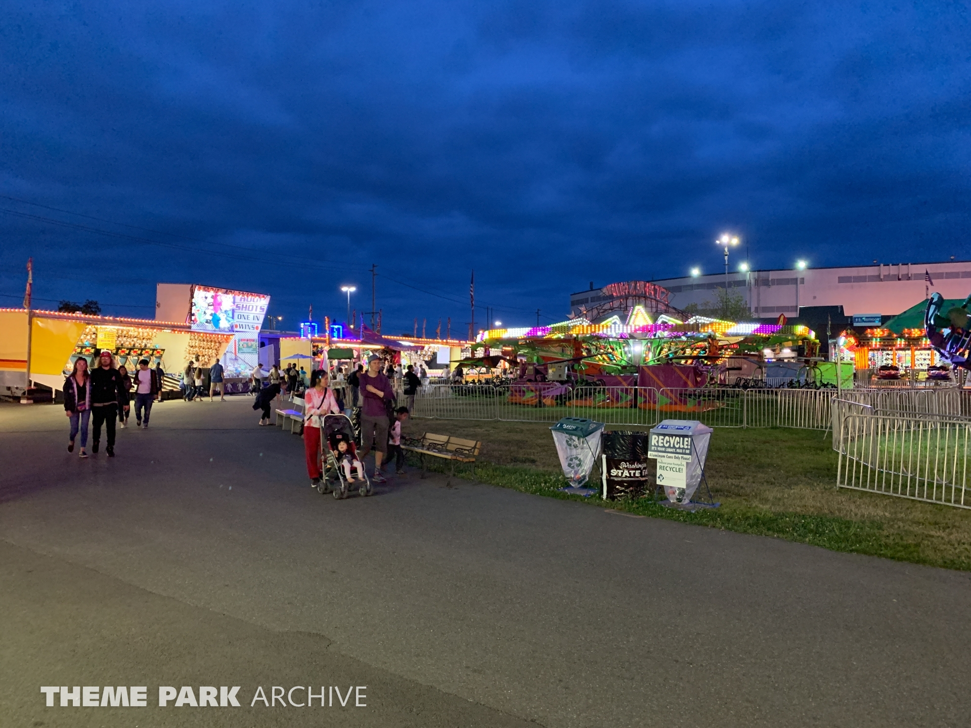 ThrillVille at Washington State Fair