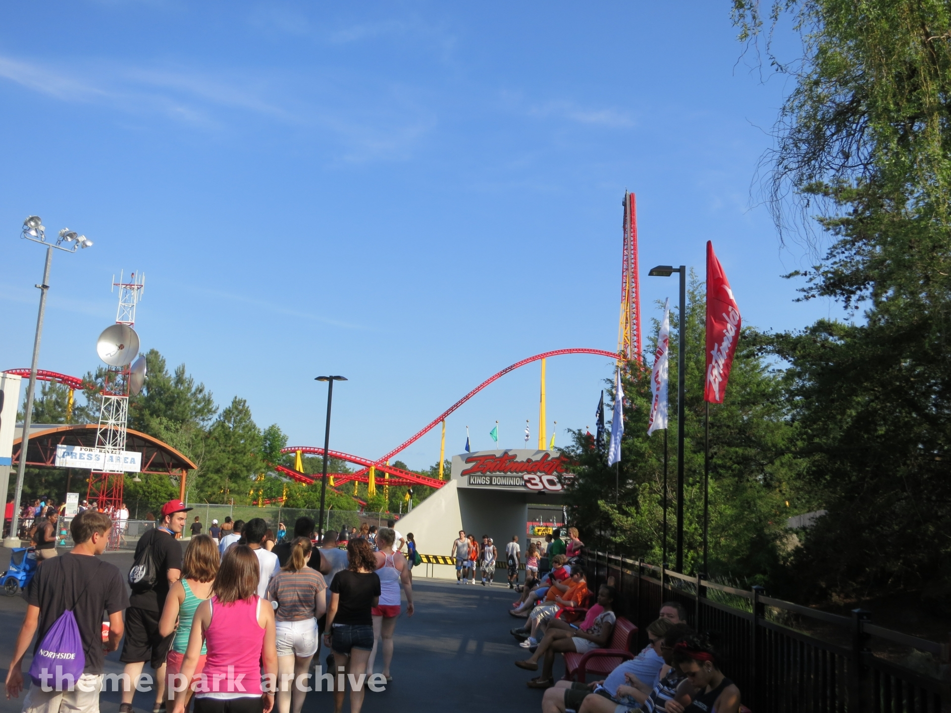 Intimidator 305 at Kings Dominion