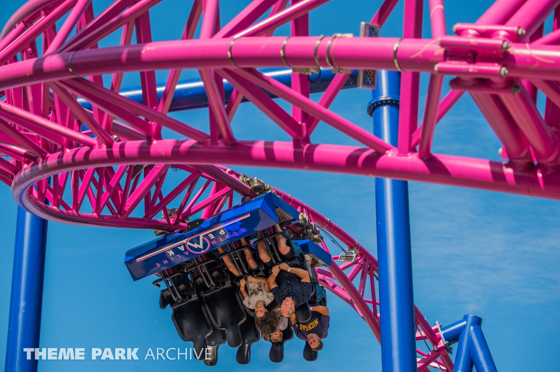 Adrenaline Peak at Oaks Park