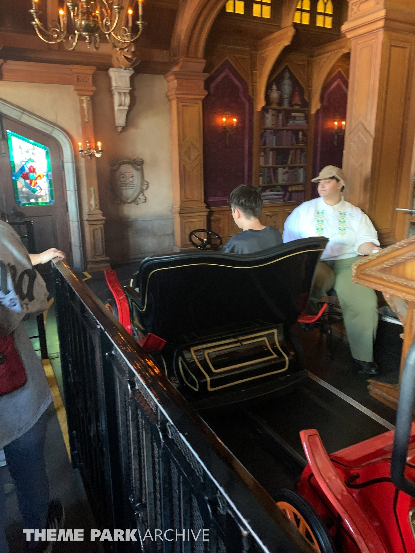 Mr. Toad's Wild Ride at Disneyland