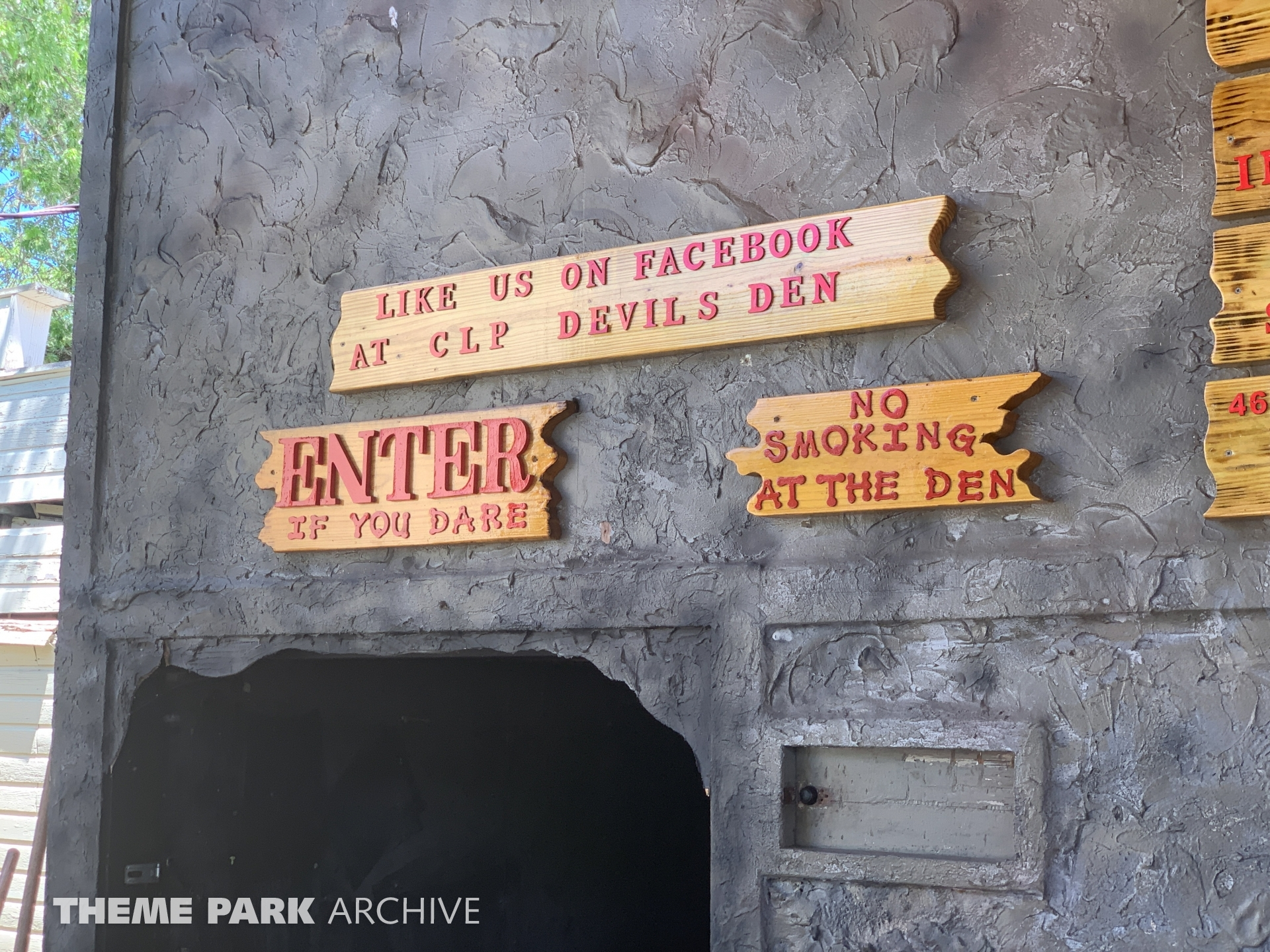 Devils Den at Conneaut Lake Park