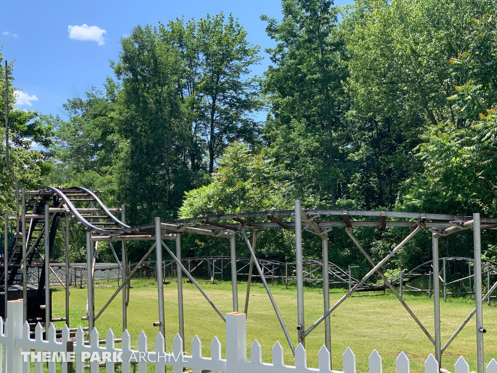 Little Dipper at Conneaut Lake Park