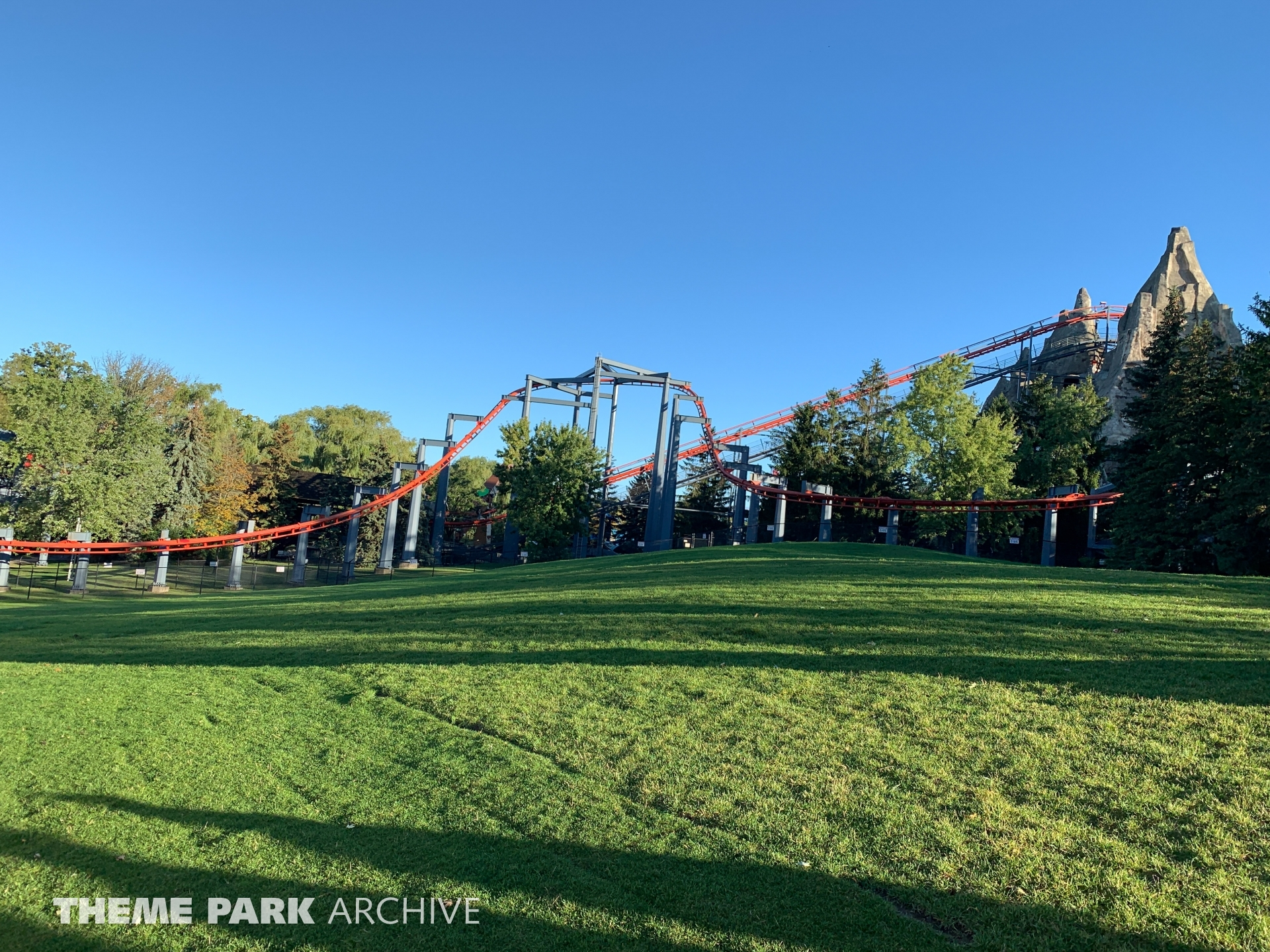 Vortex at Canada's Wonderland
