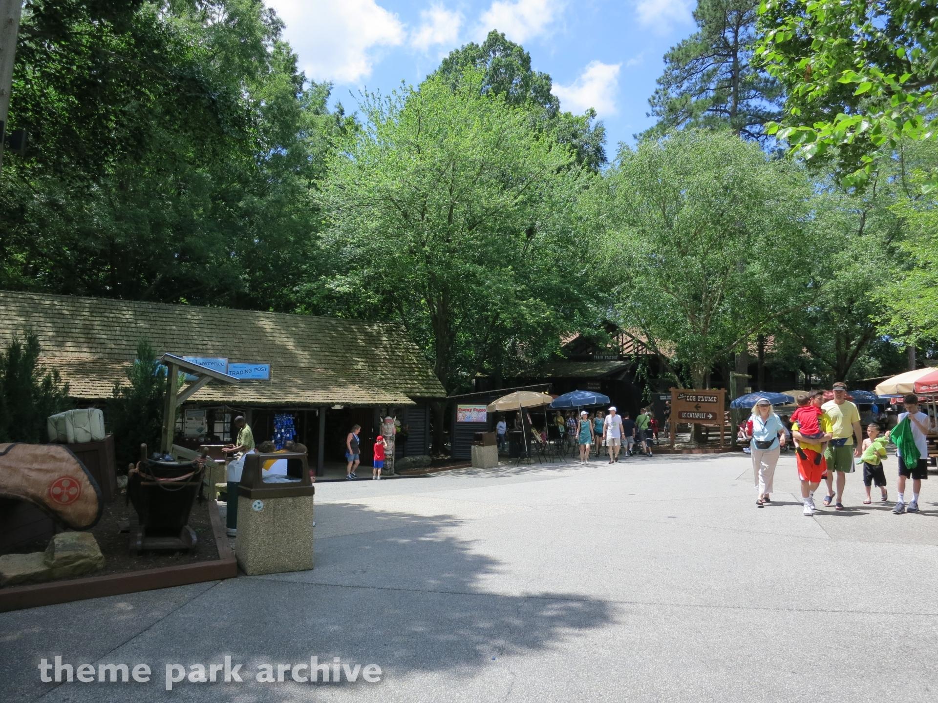 New France at Busch Gardens Williamsburg