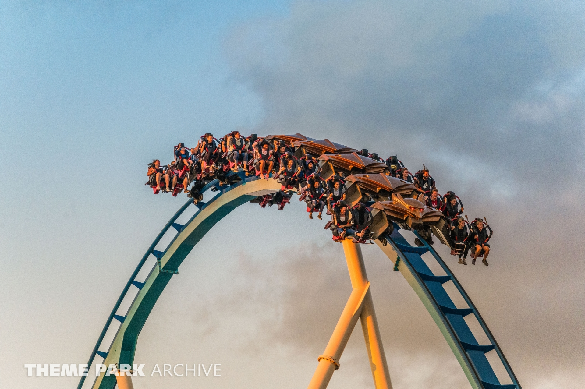 GateKeeper at Cedar Point