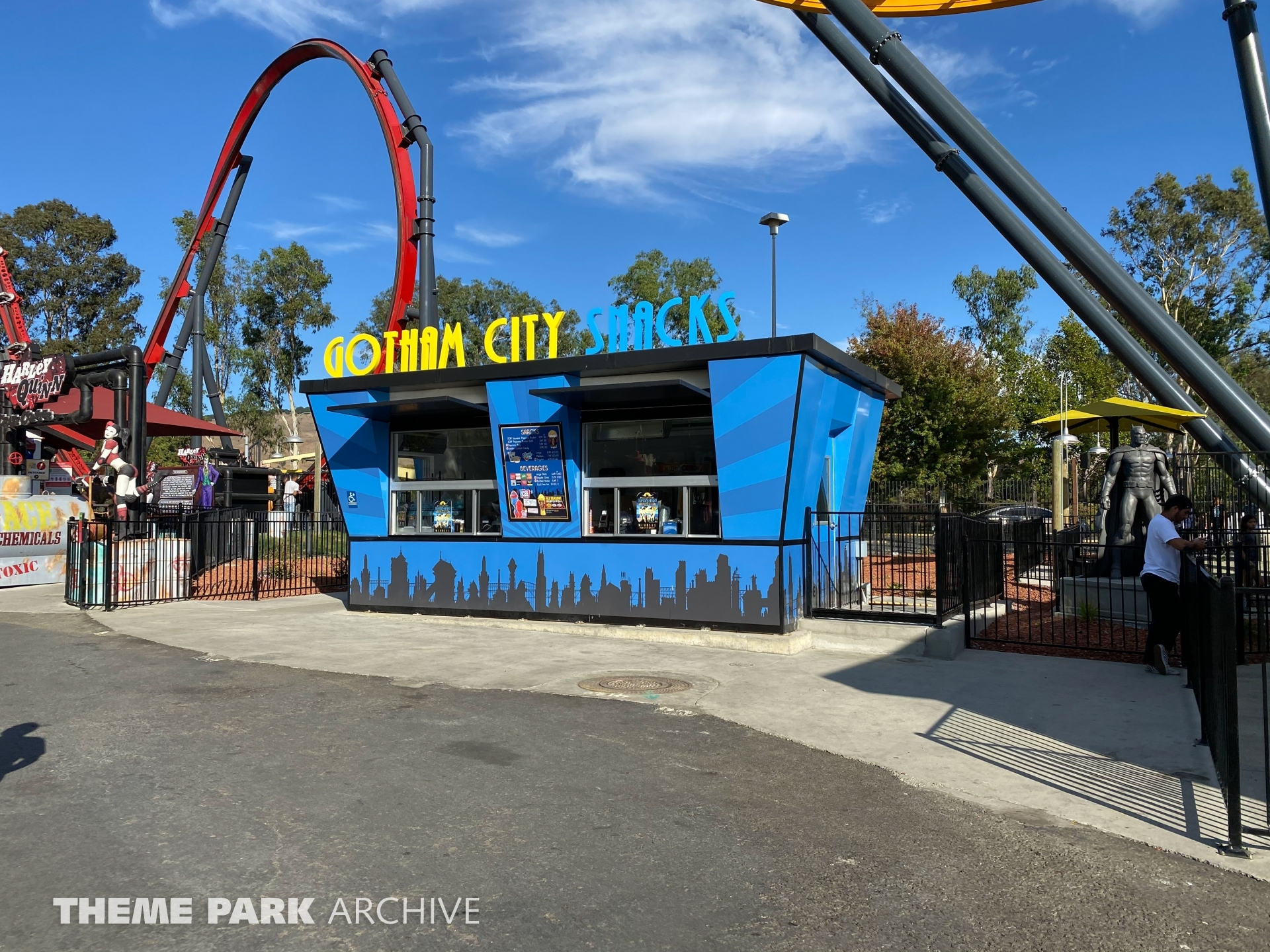 Misc at Six Flags Discovery Kingdom