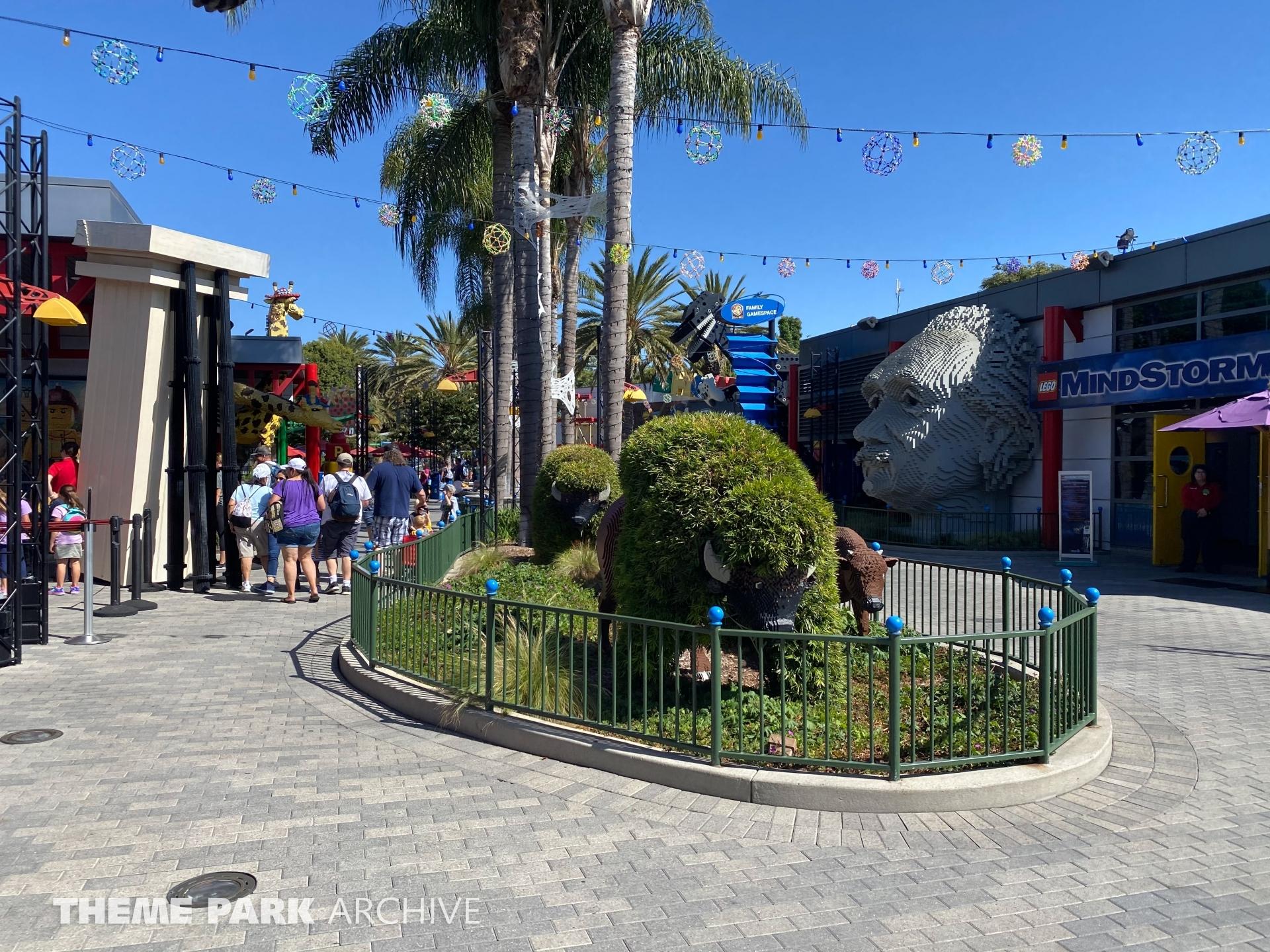 Imagination Zone at LEGOLAND California