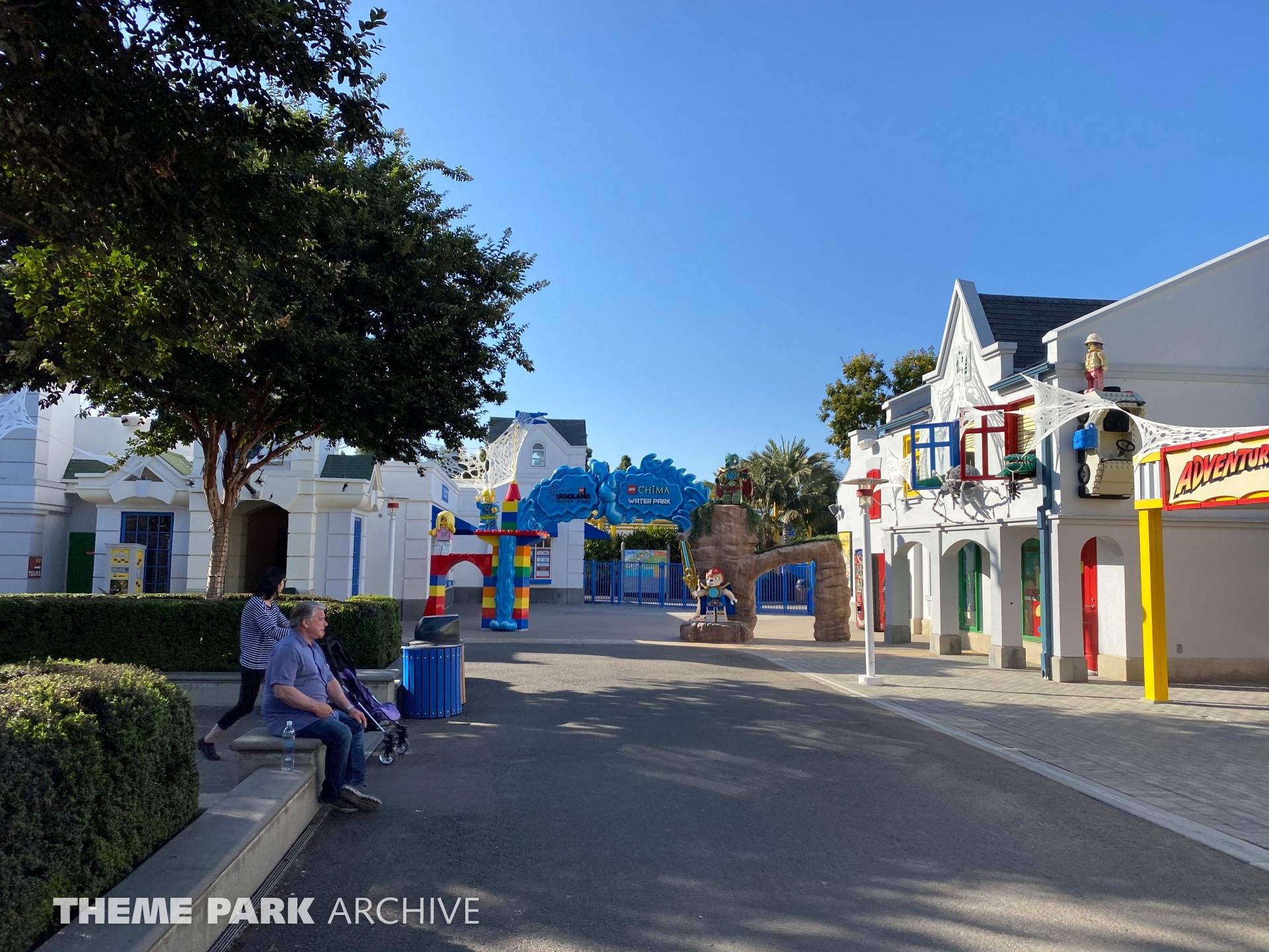 Fun Town at LEGOLAND California