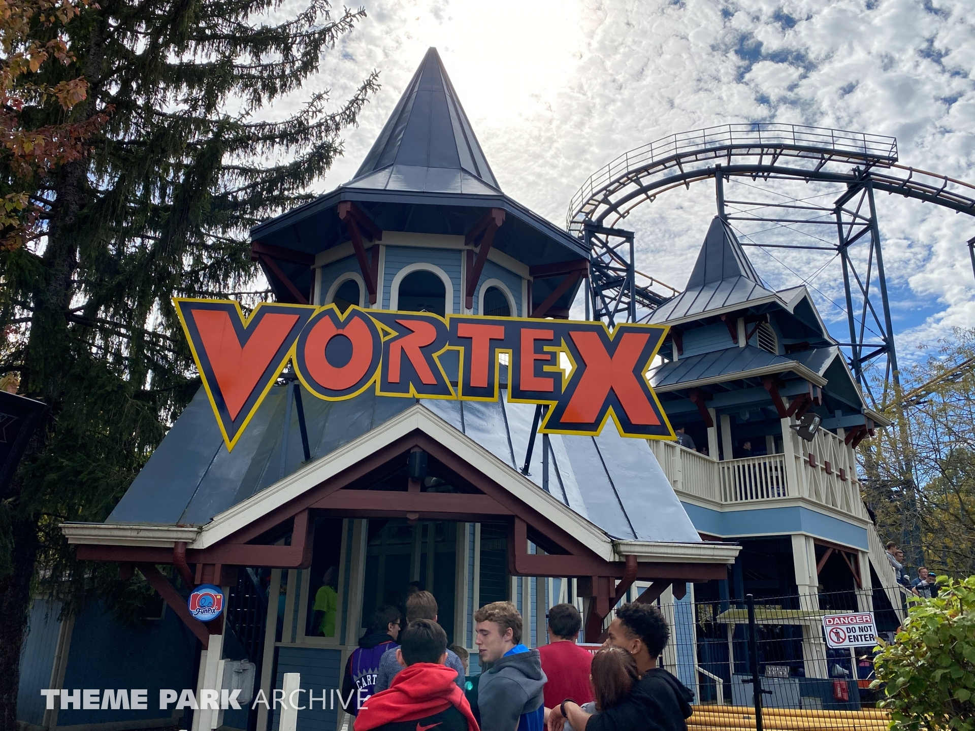 Vortex at Kings Island