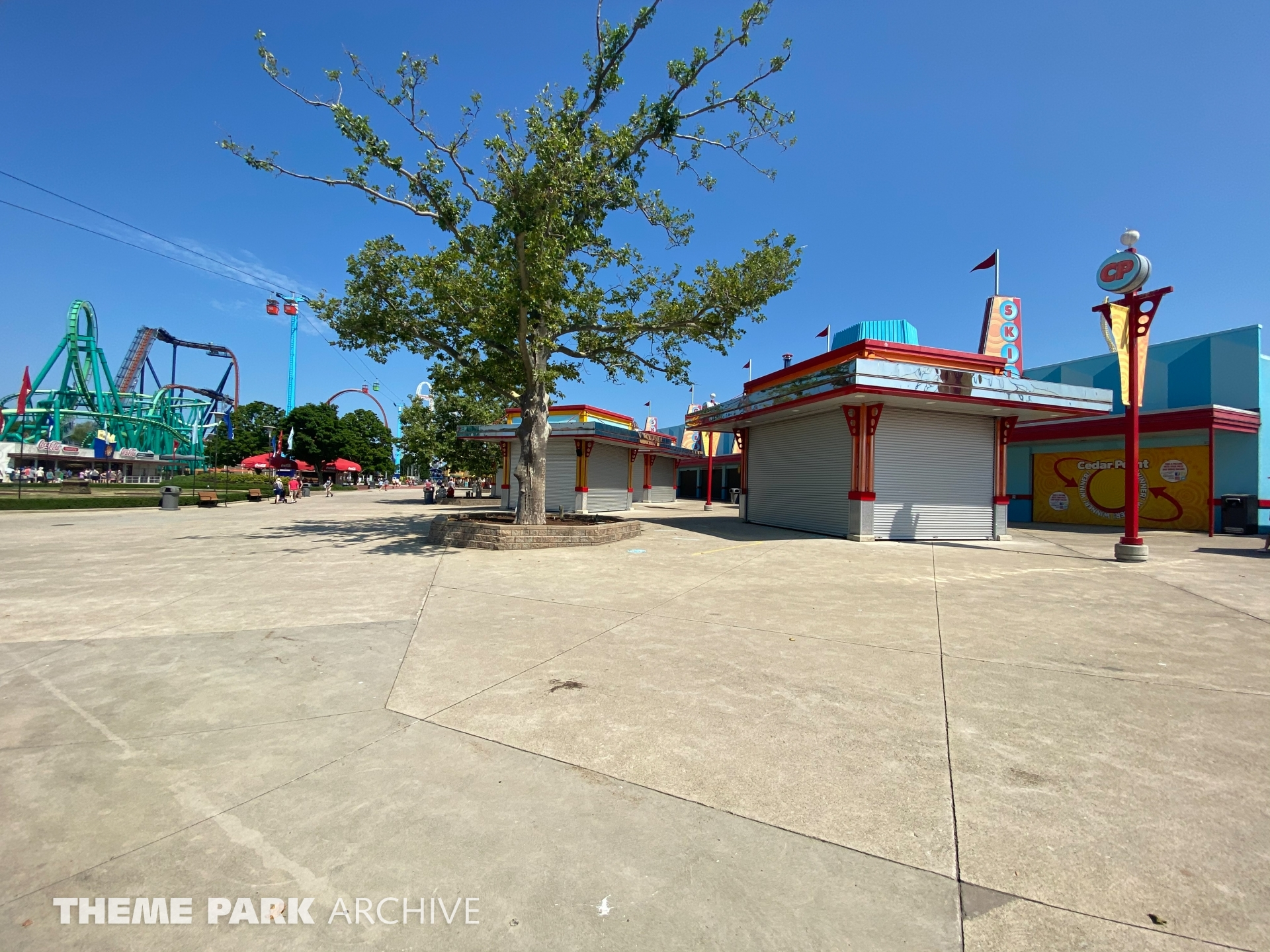 Misc at Cedar Point