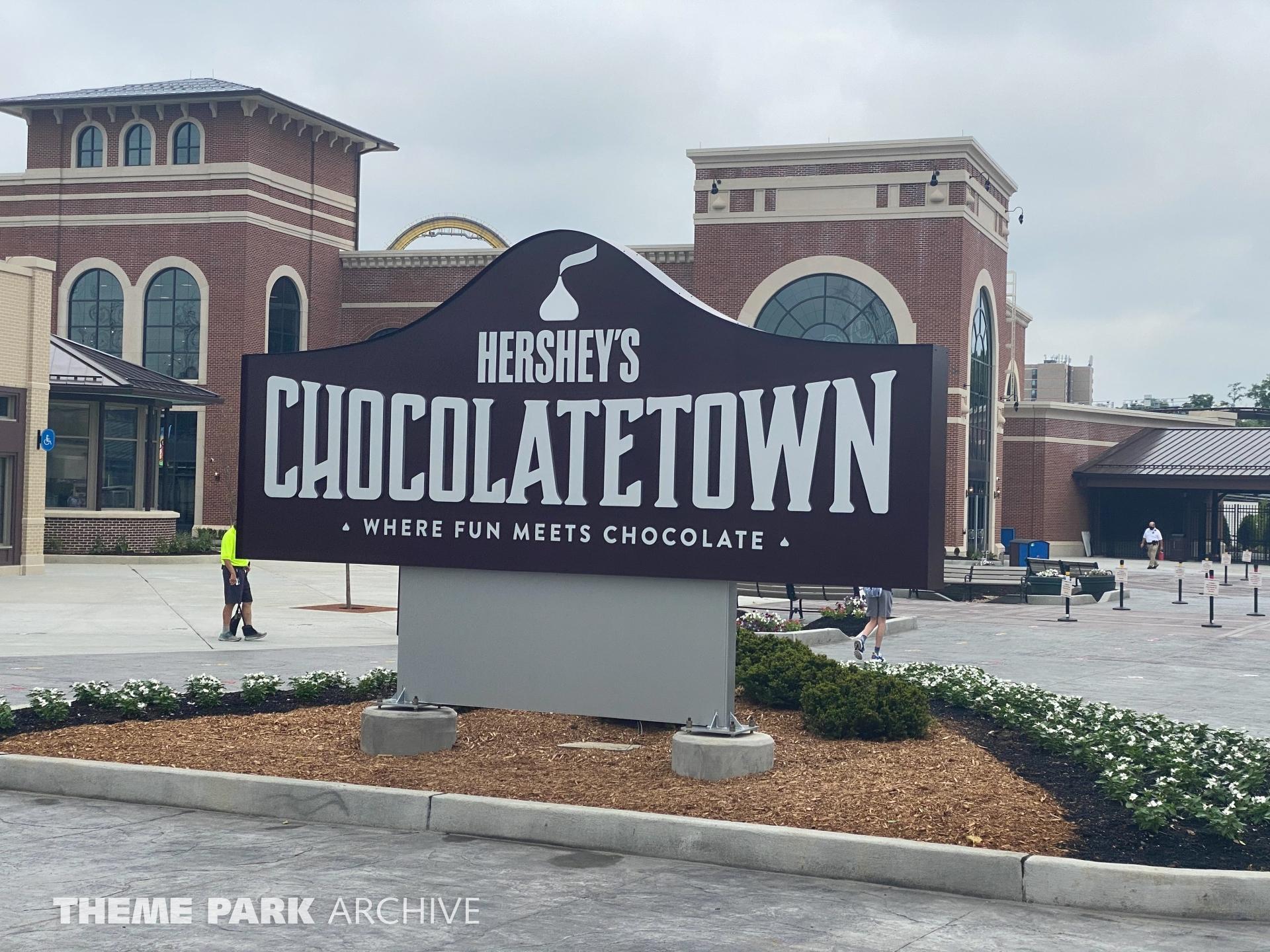 Chocolatetown at Hersheypark