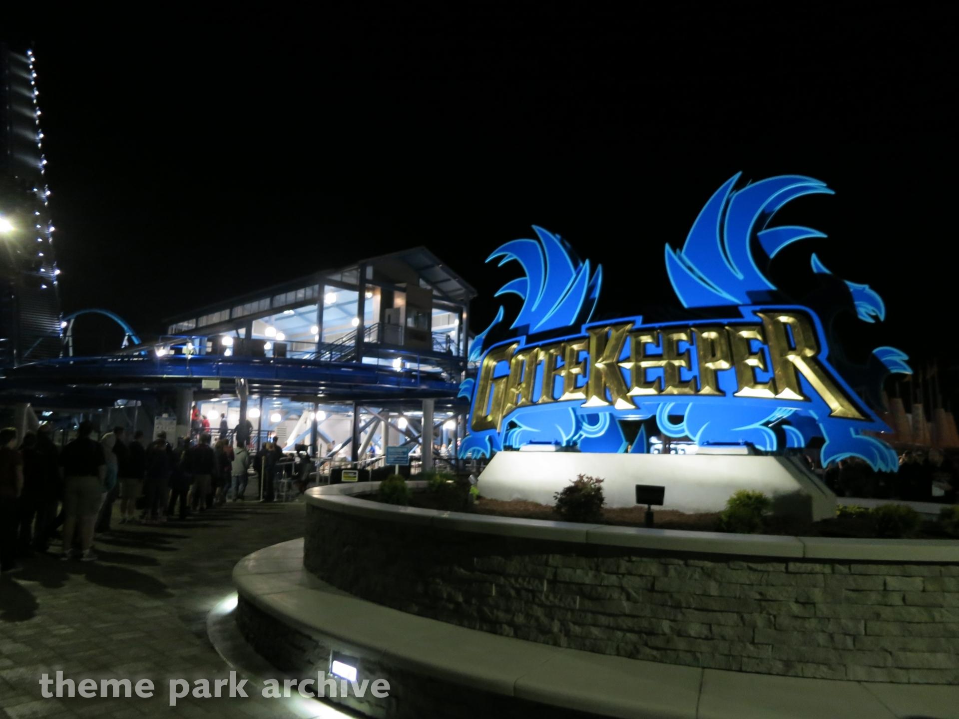 GateKeeper at Cedar Point
