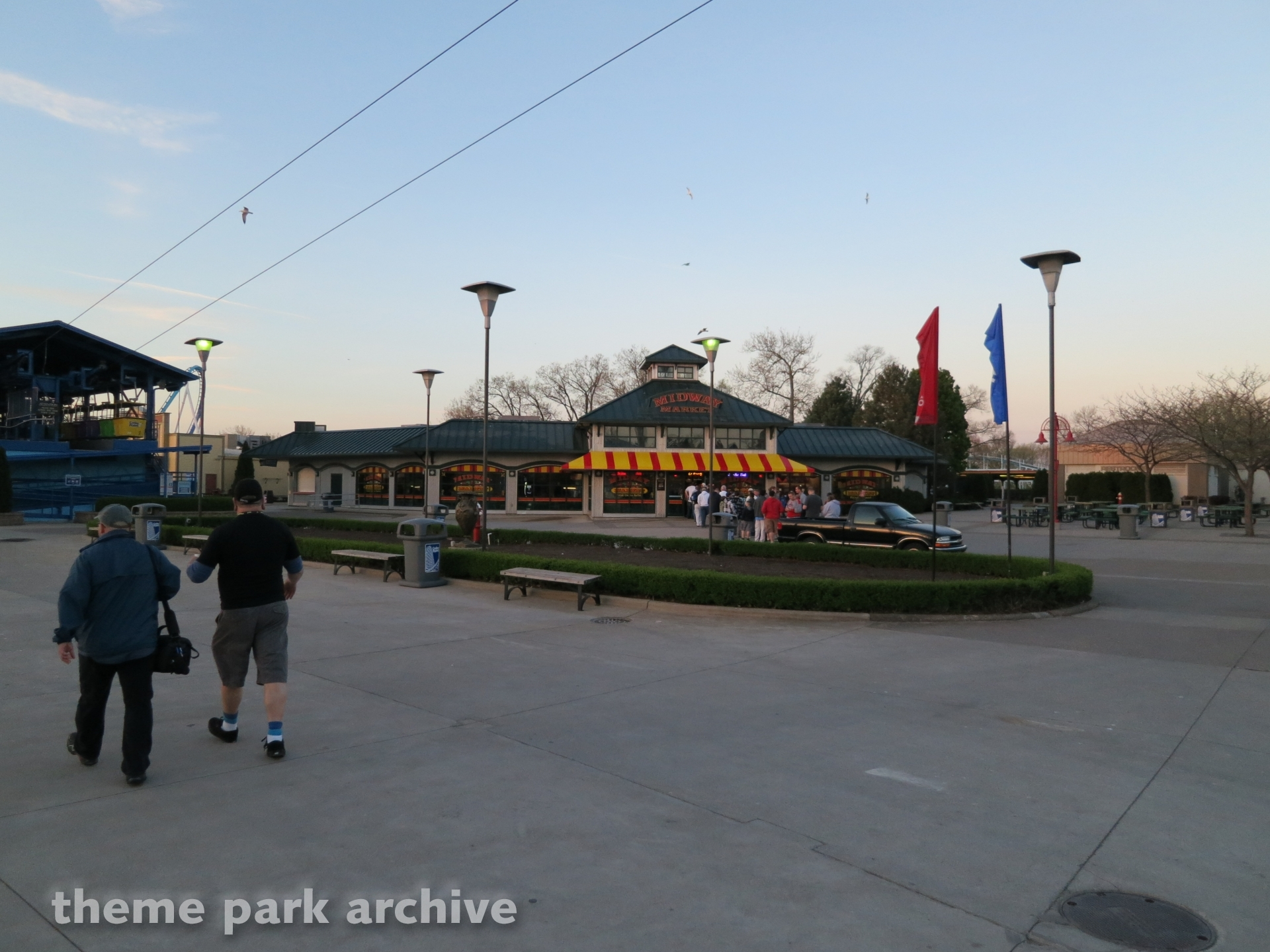 Midway Market at Cedar Point