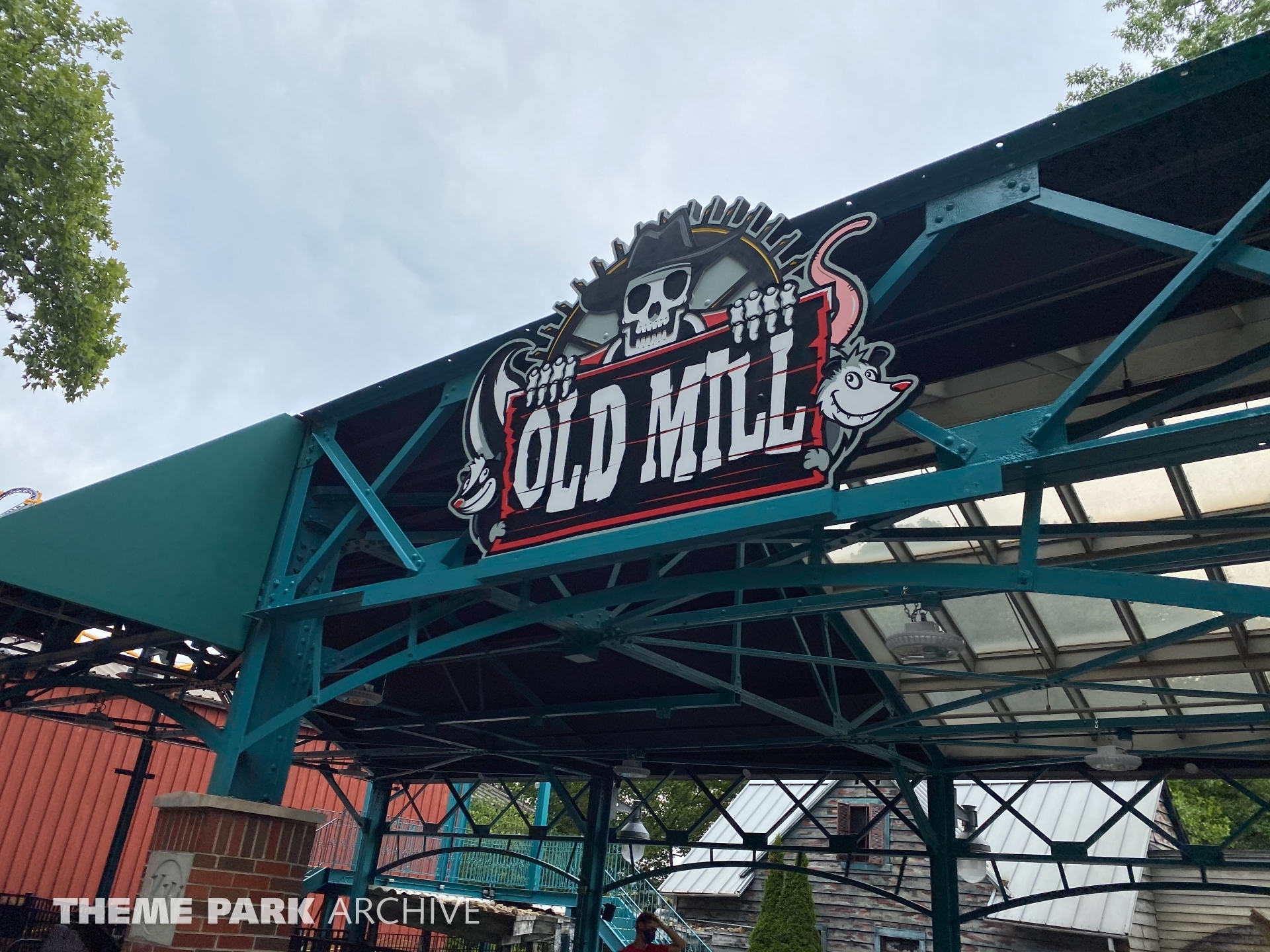 Old Mill at Kennywood