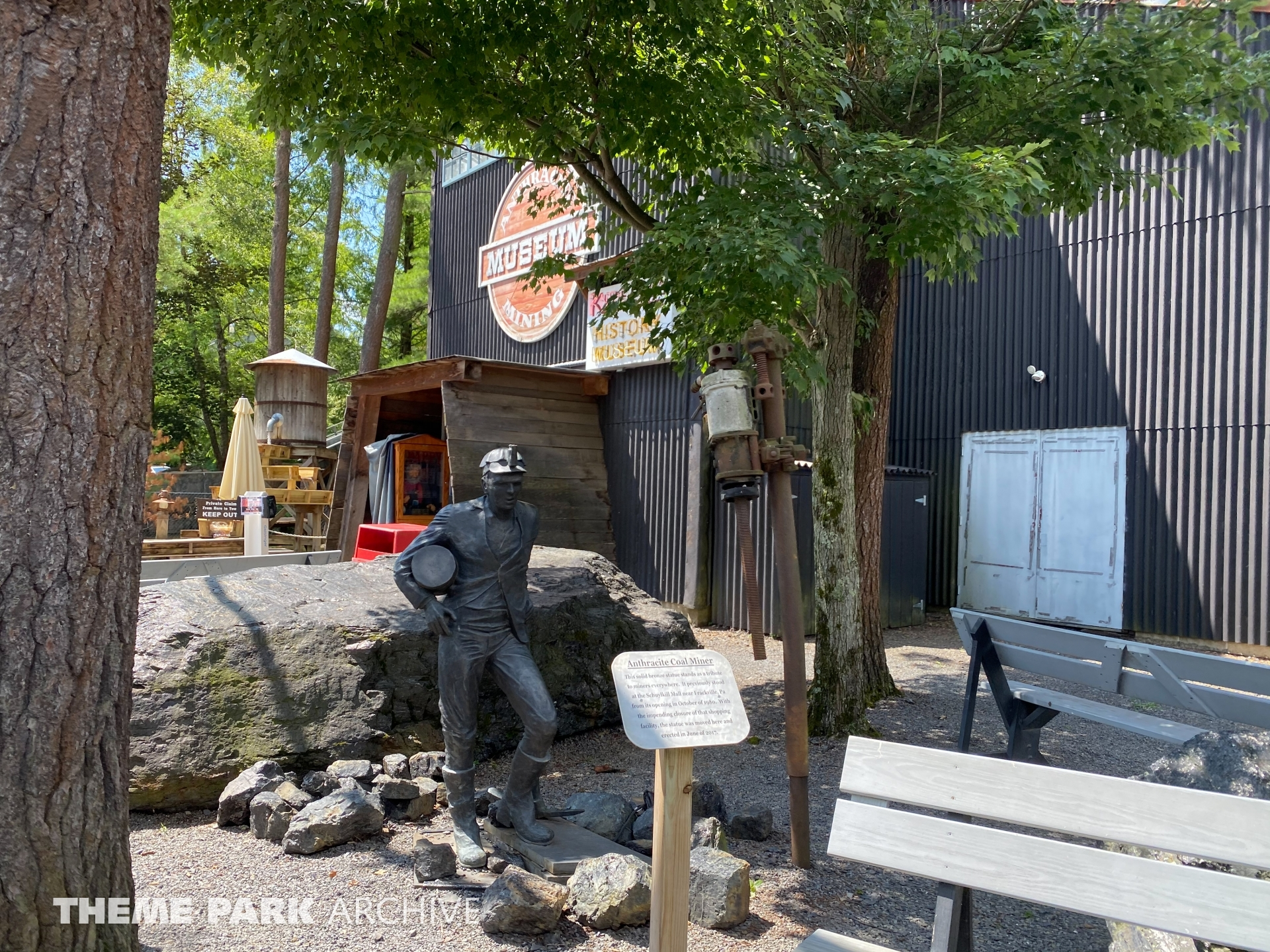 Mining Museum at Knoebels Amusement Resort