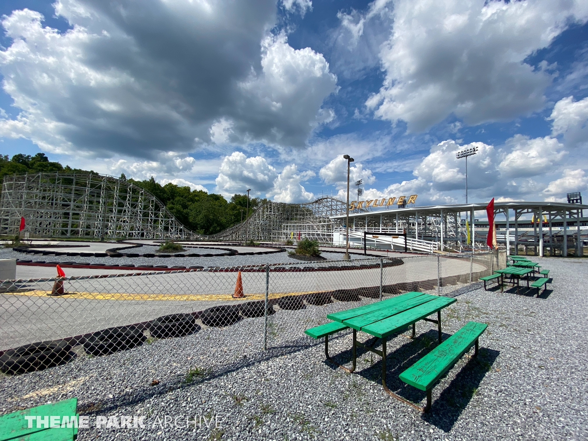 Go Karts at Lakemont Park
