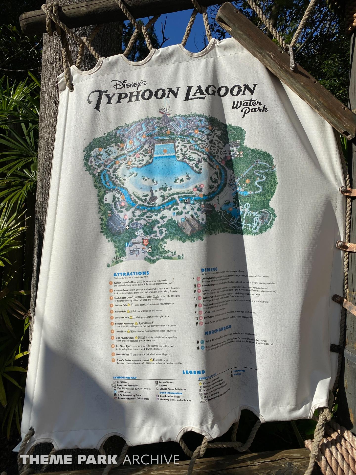 Misc at Typhoon Lagoon