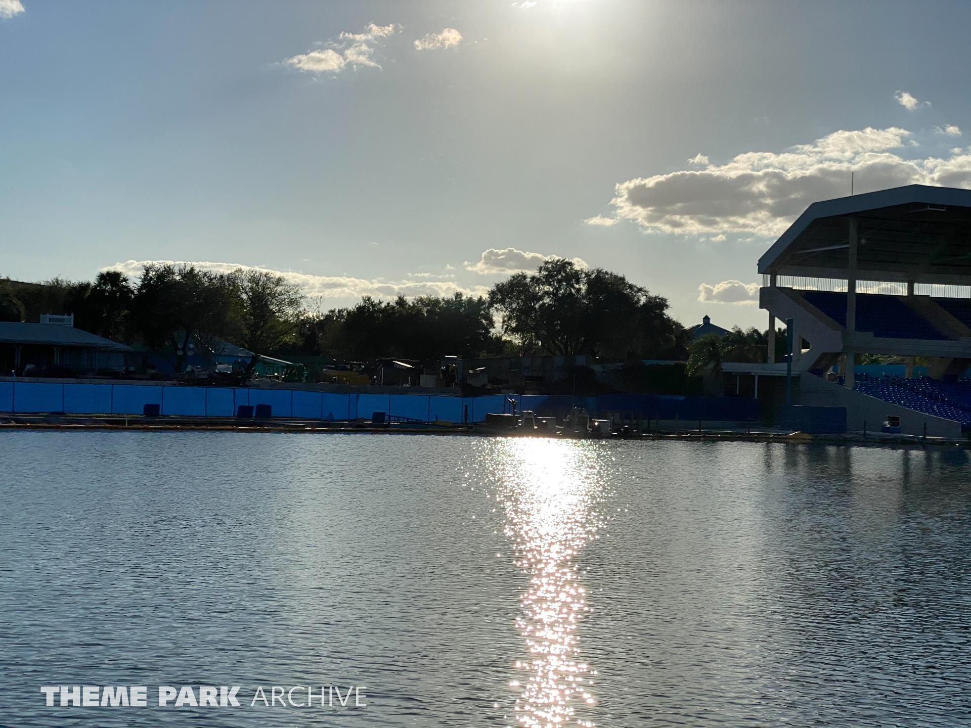 Ice Breaker at SeaWorld Orlando