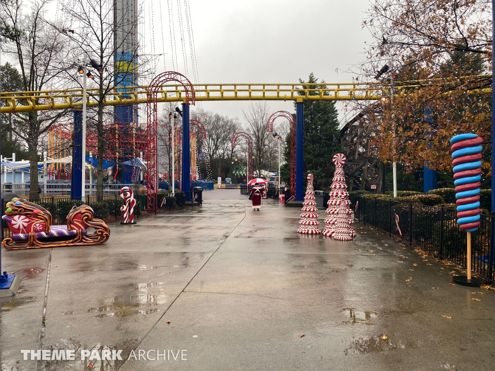 Winterfest at Carowinds