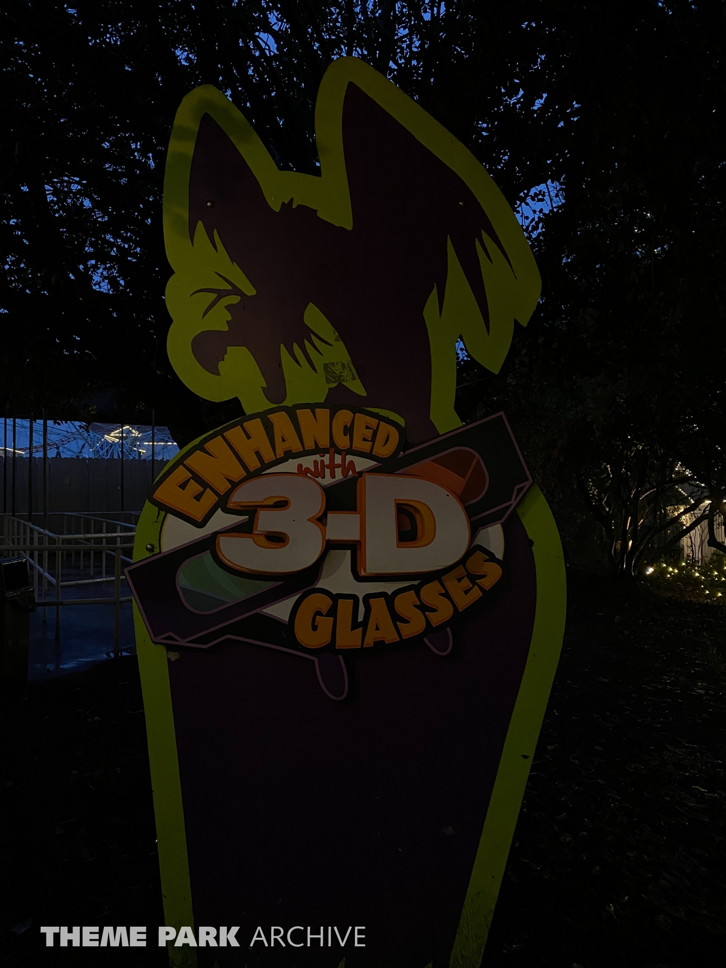 Boo Blasters at Carowinds