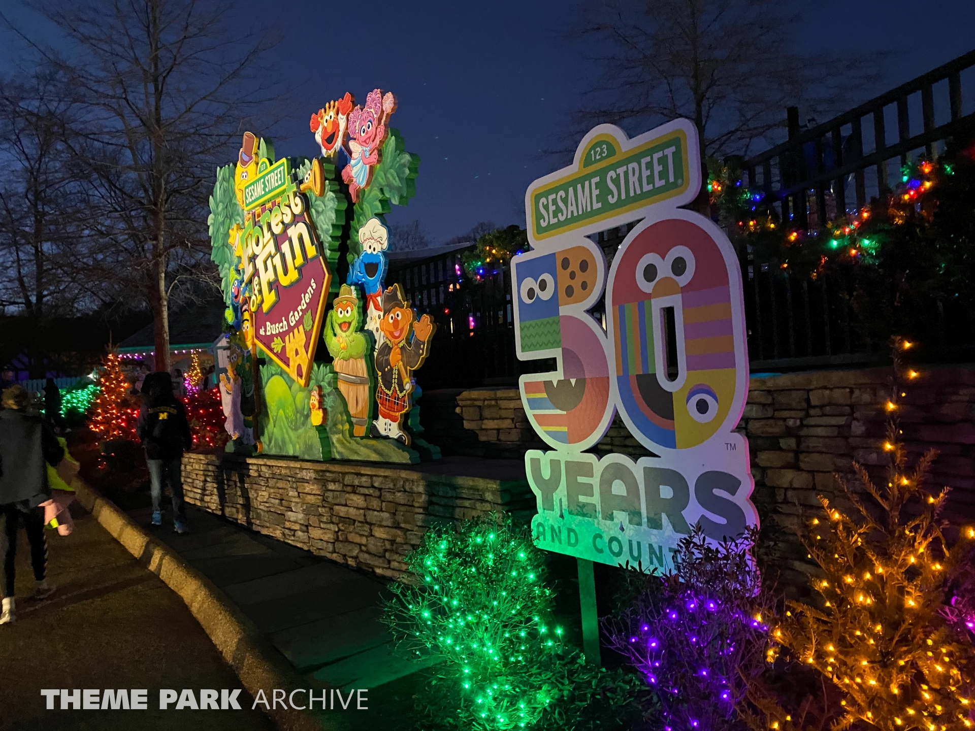 Sesame Street Forest of Fun at Busch Gardens Williamsburg