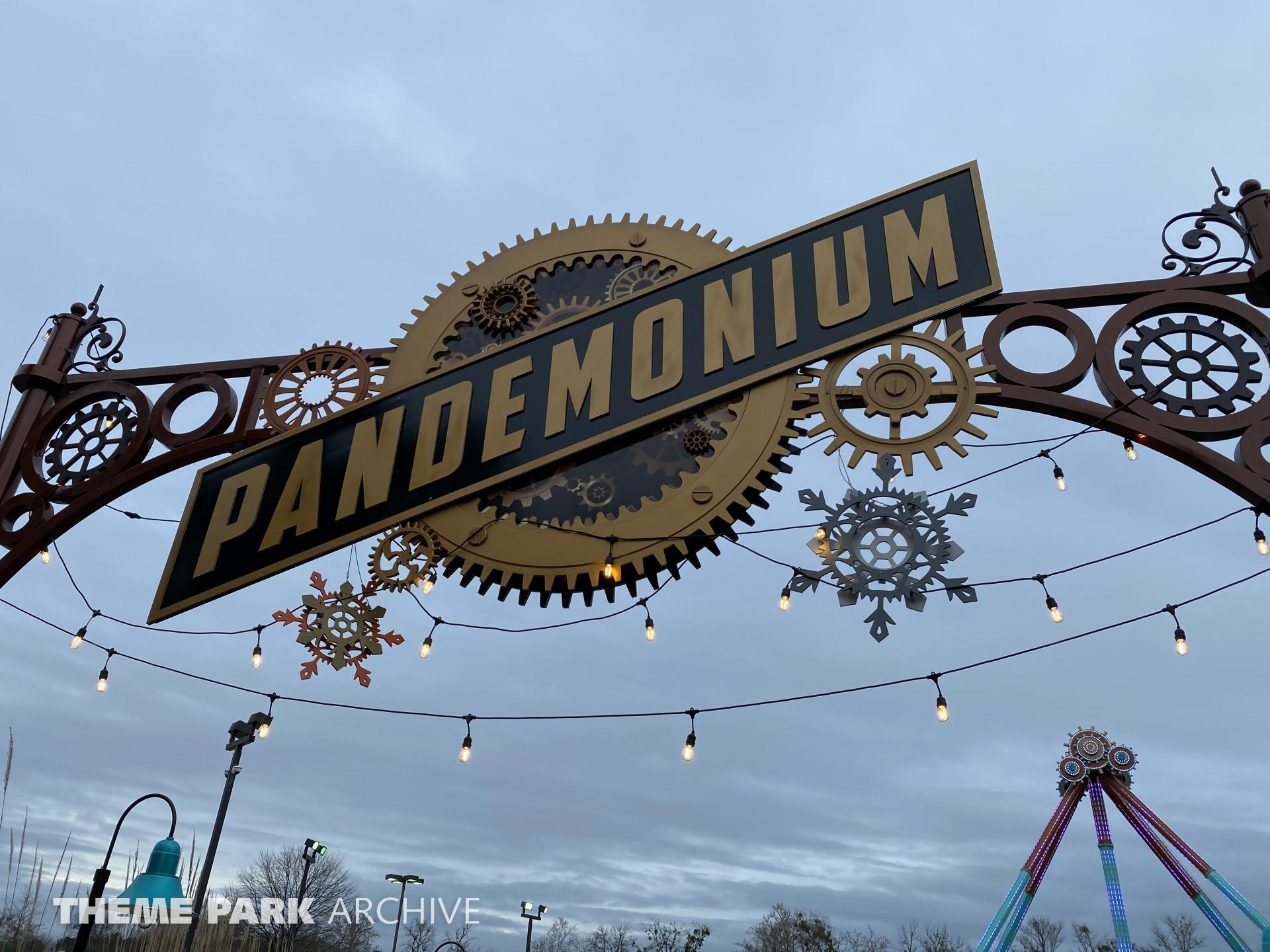 We ride Pandemonium
