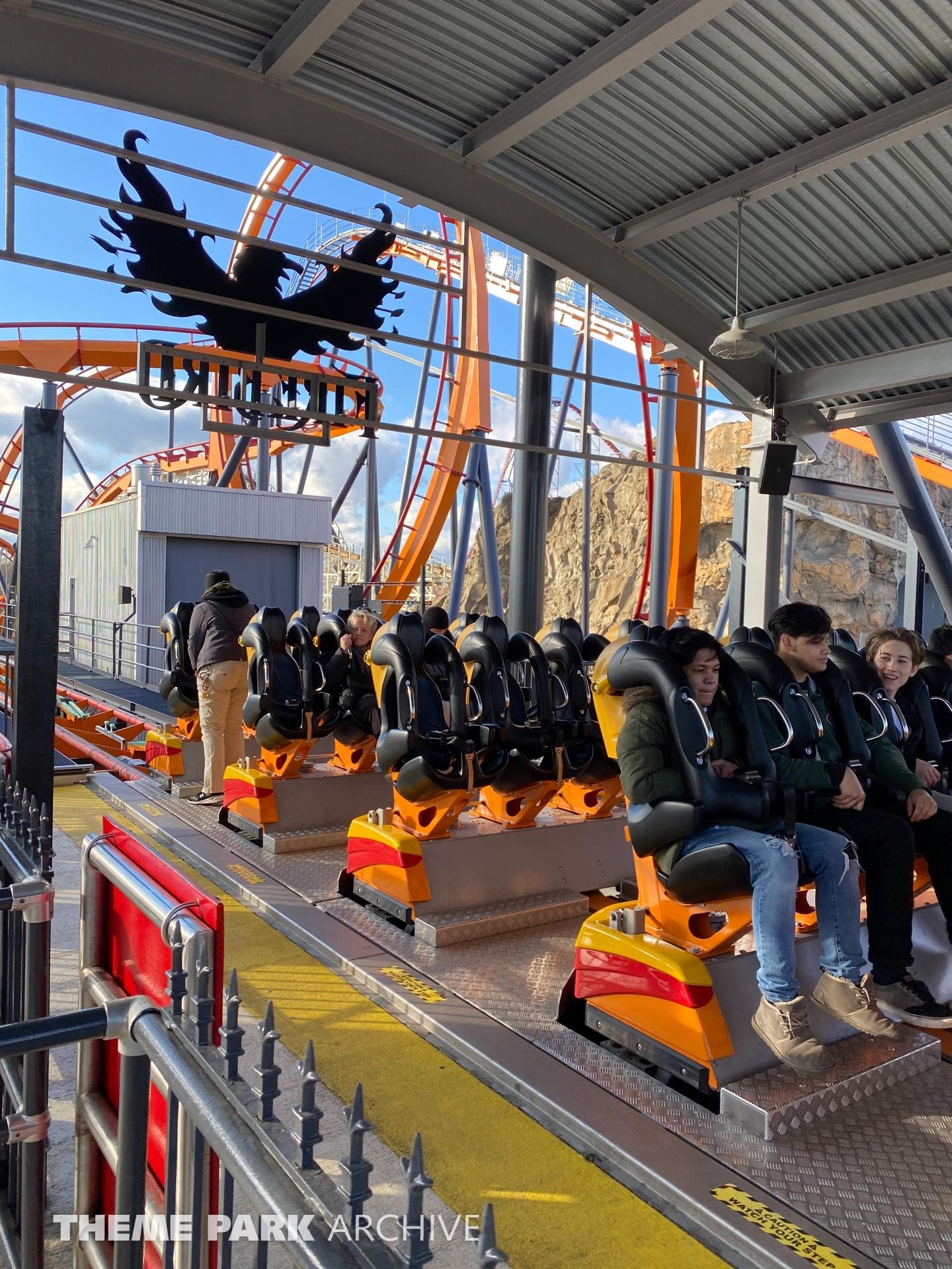 Firebird at Six Flags America