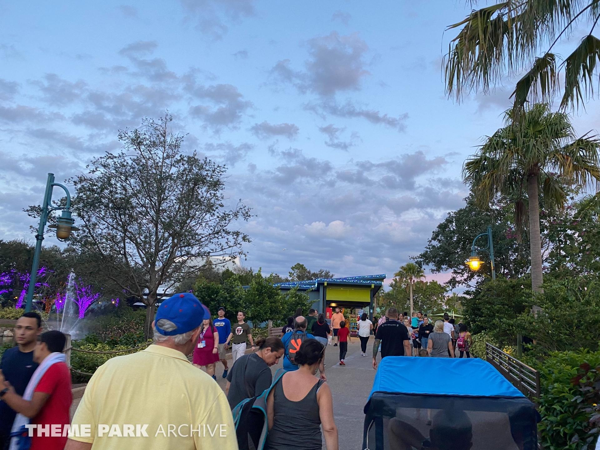 Misc at SeaWorld Orlando