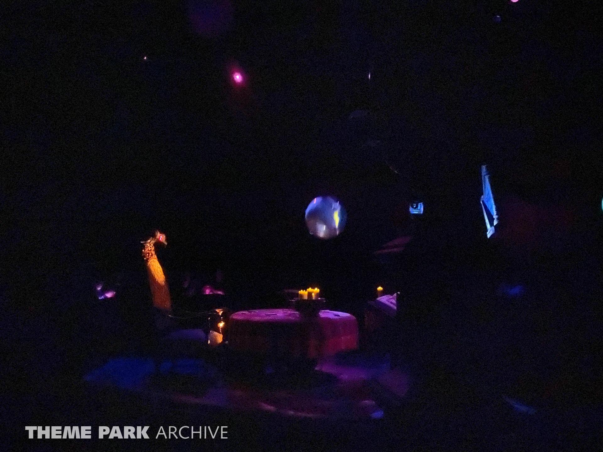 Haunted Mansion at Magic Kingdom