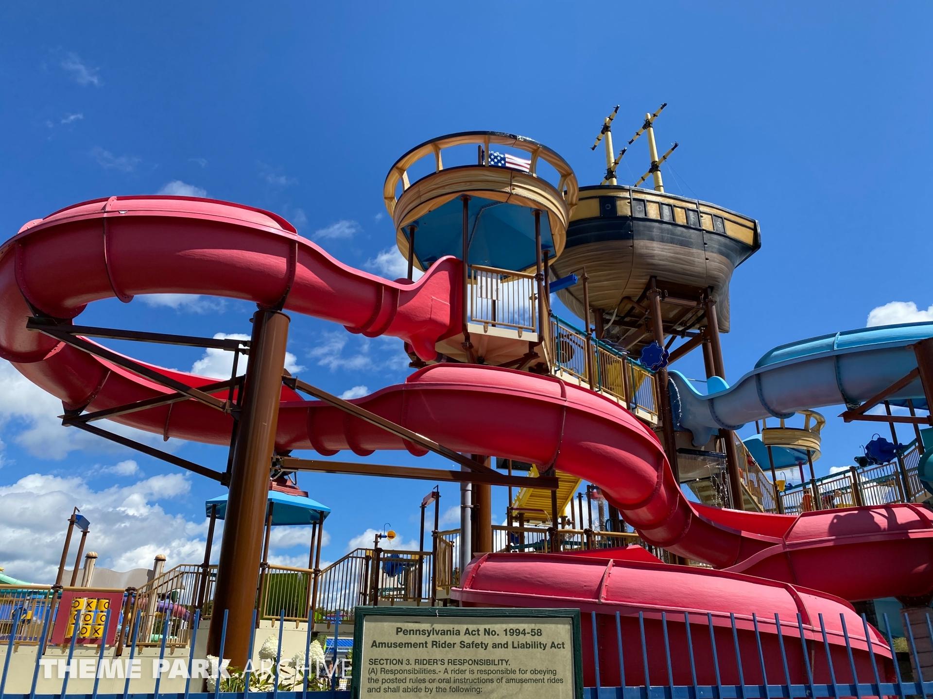Water World at Waldameer Park