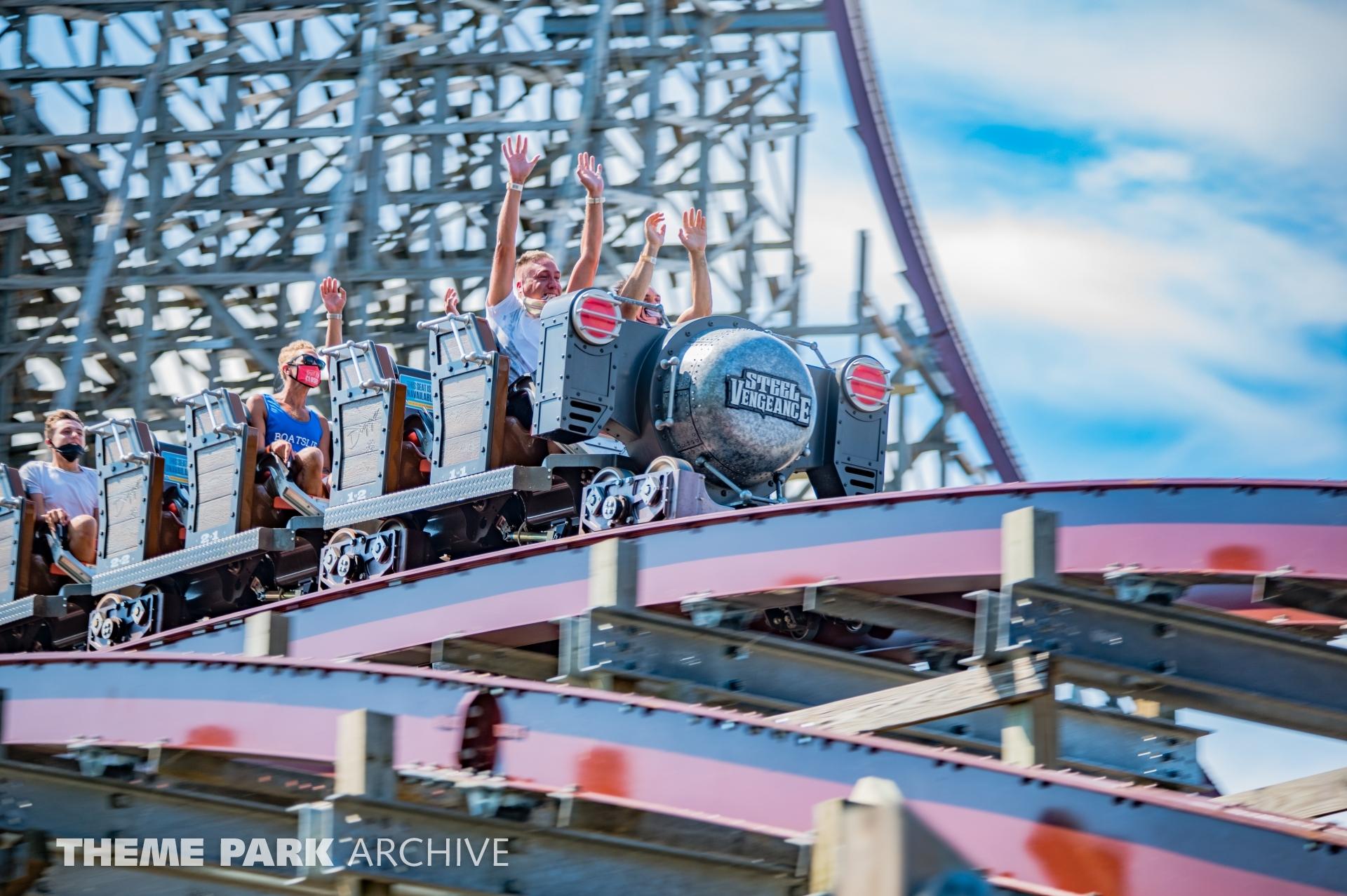 Cedar Point closeups