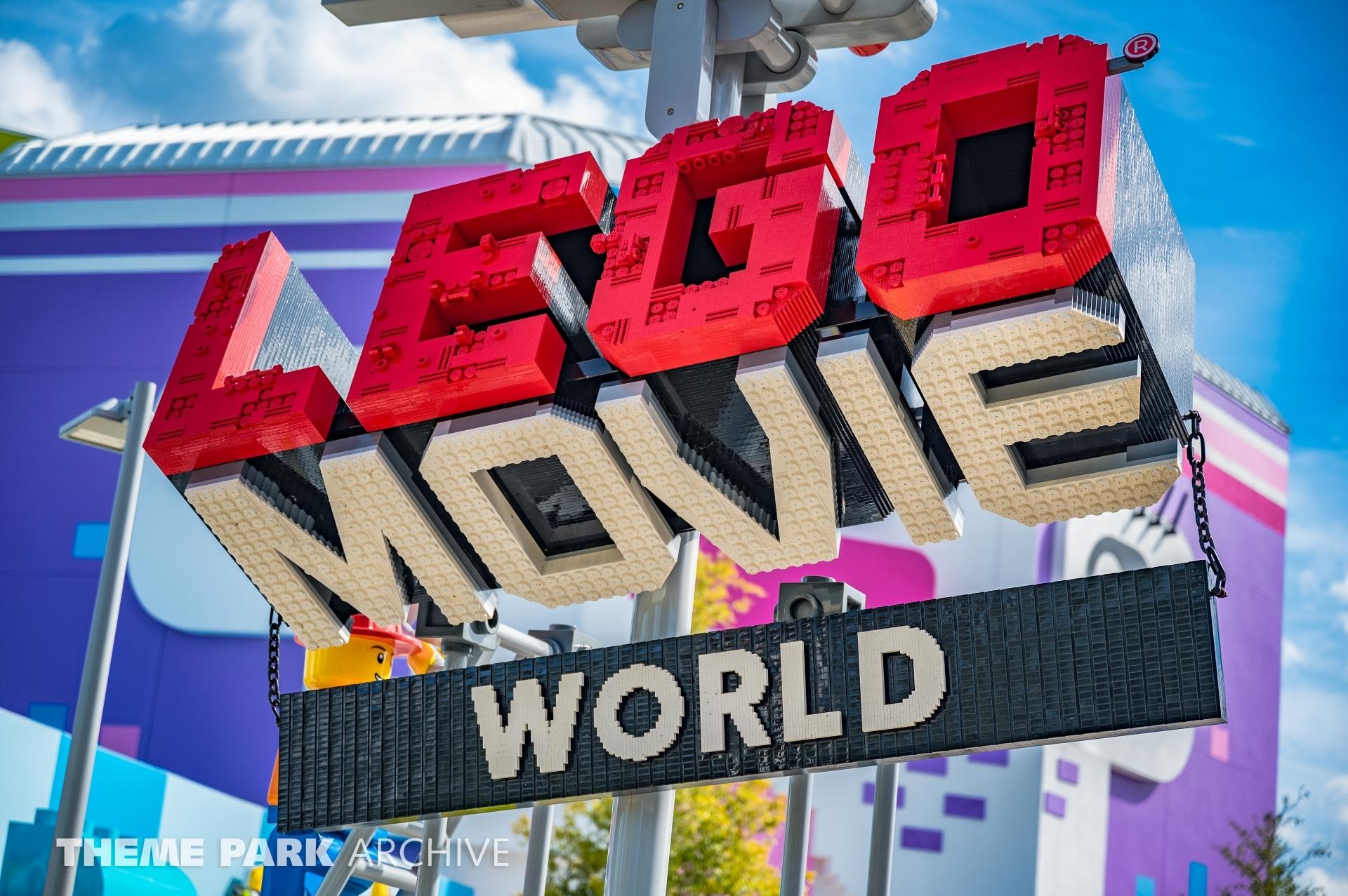 LEGO Movie World at LEGOLAND Florida