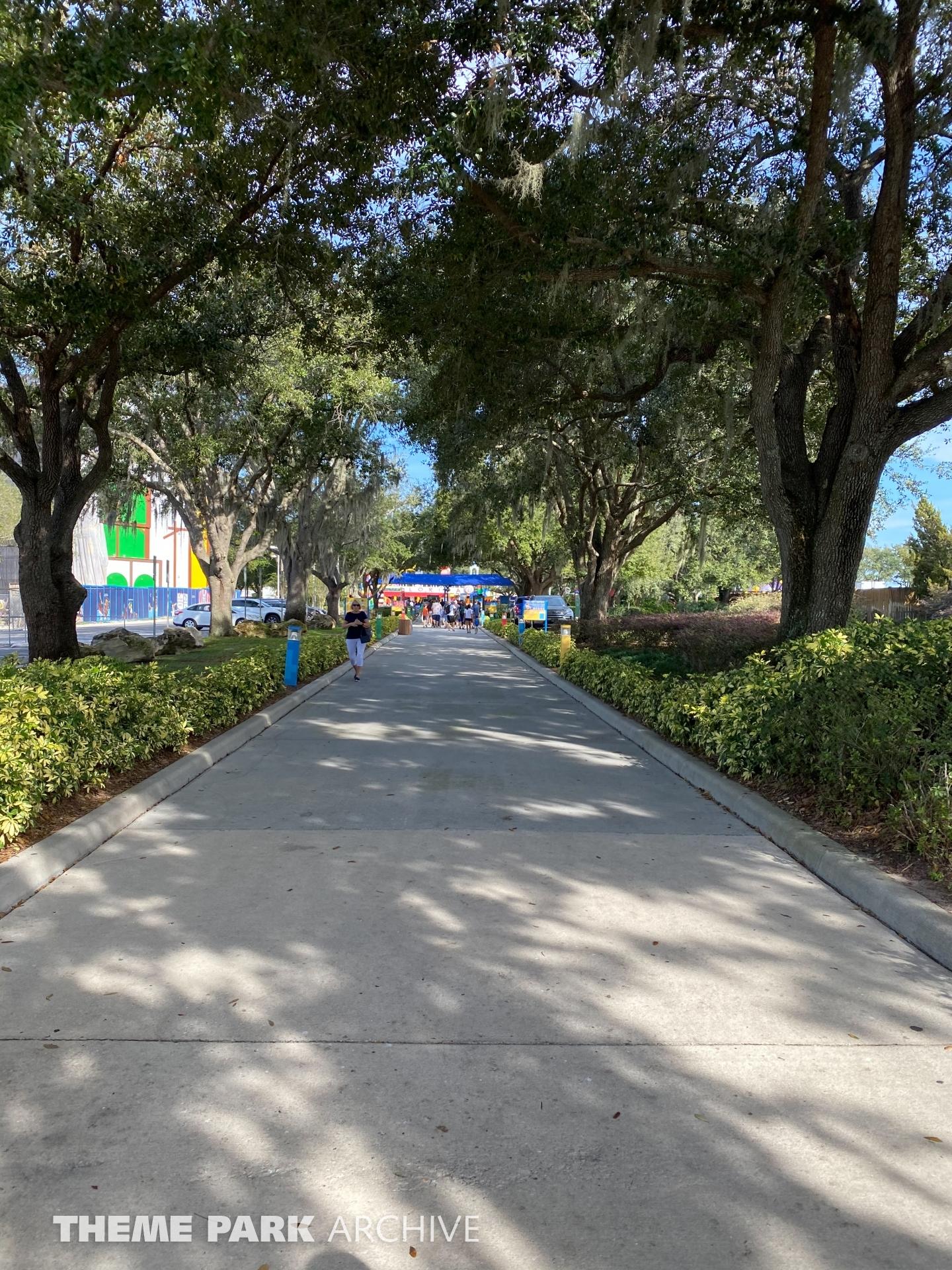 The Beginning at LEGOLAND Florida
