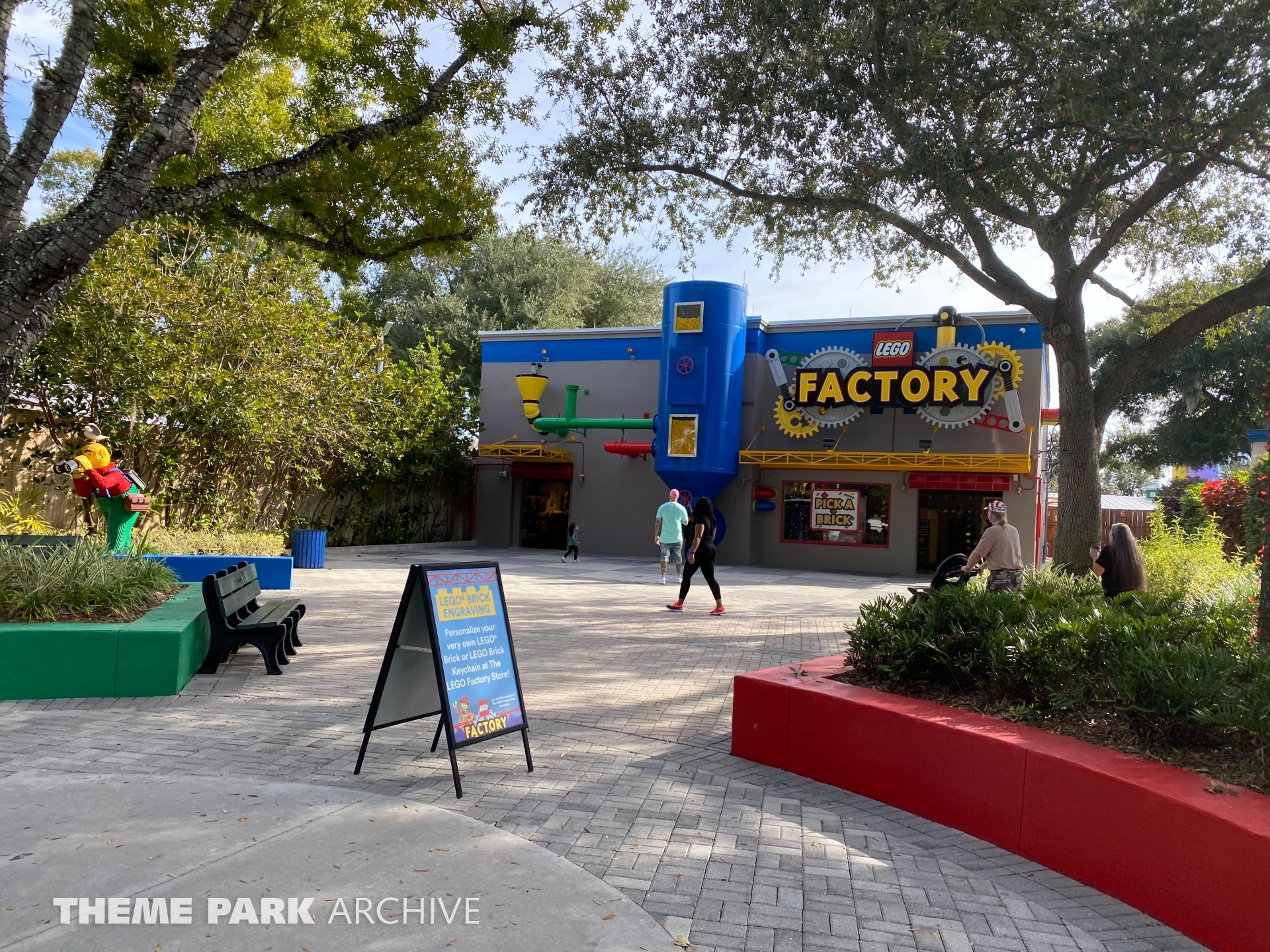 LEGO Factory at LEGOLAND Florida