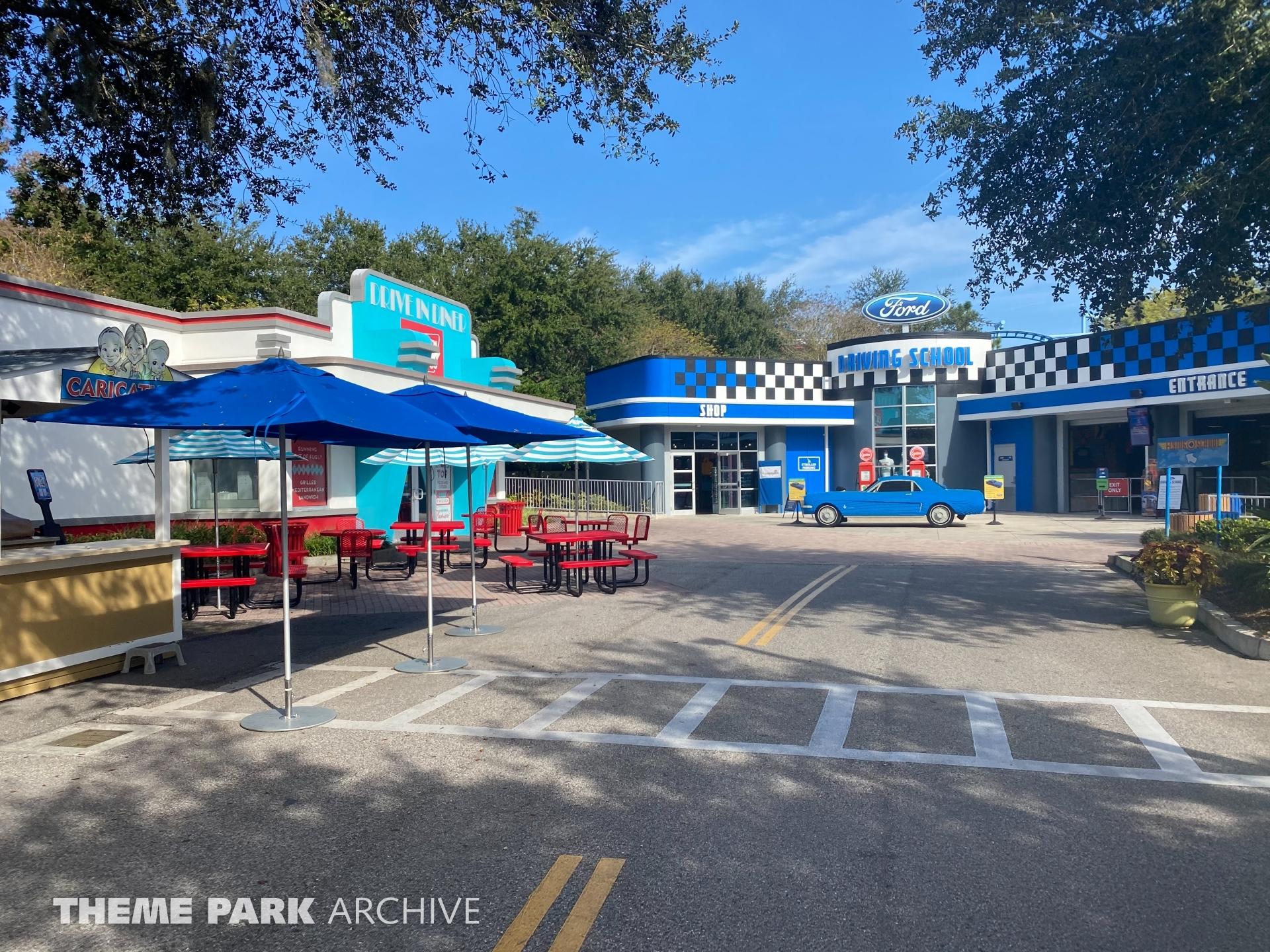 Driving School at LEGOLAND Florida