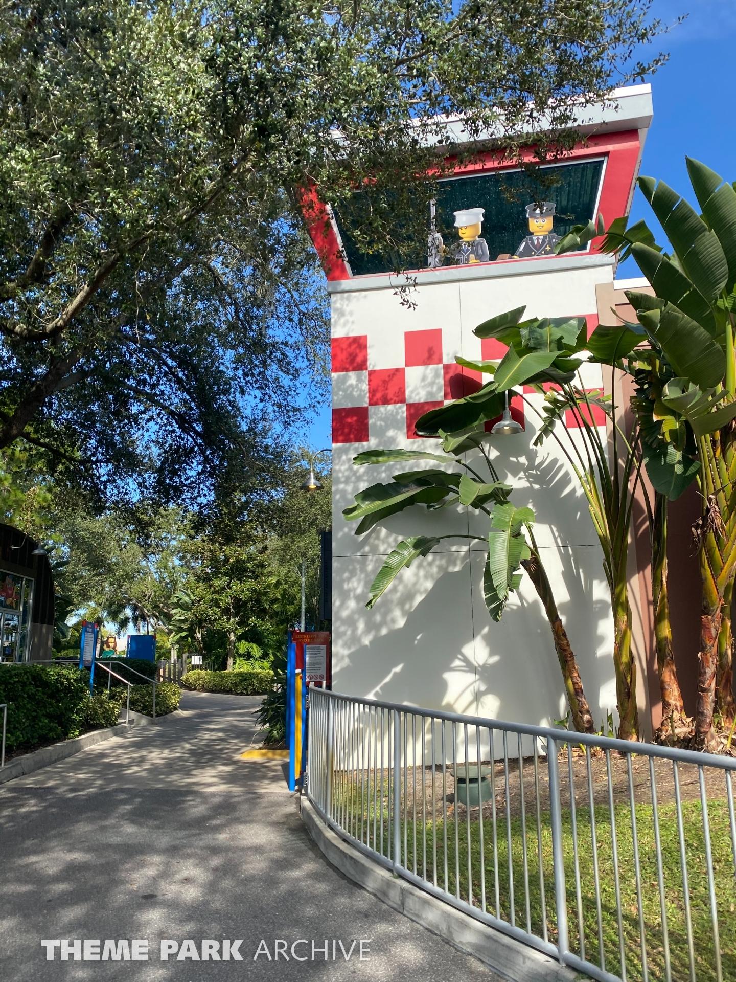 Flying School at LEGOLAND Florida