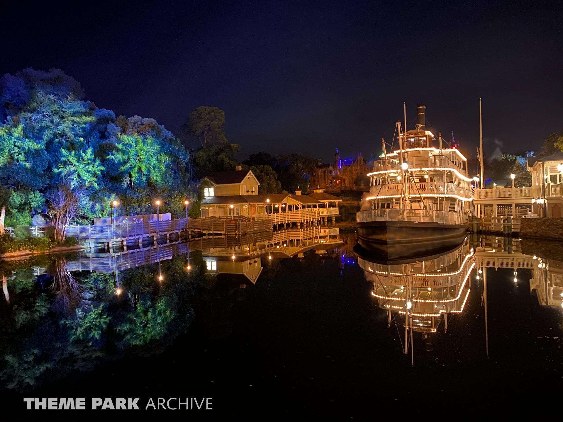 The Liberty Belle at Magic Kingdom
