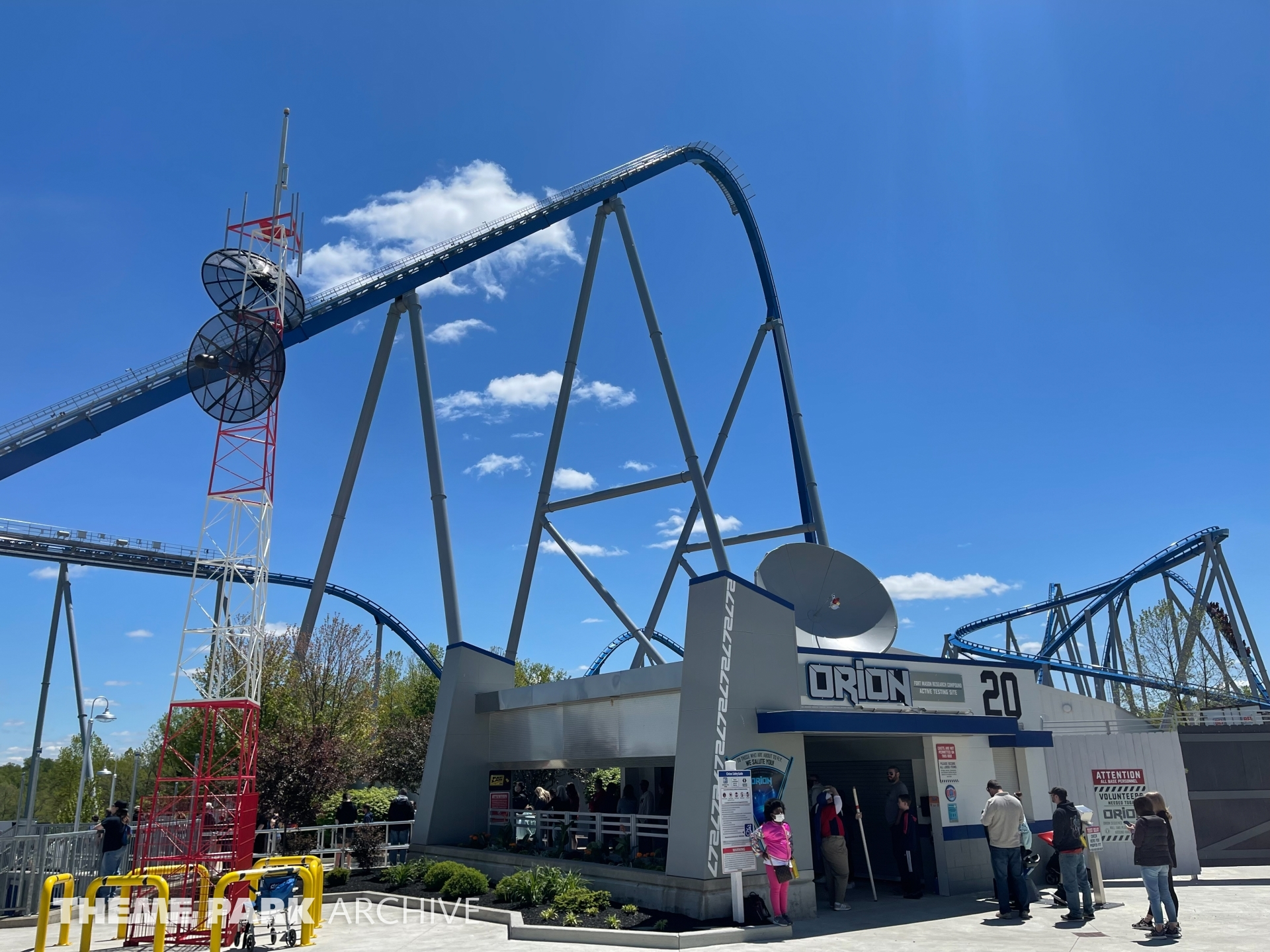 Orion at Kings Island