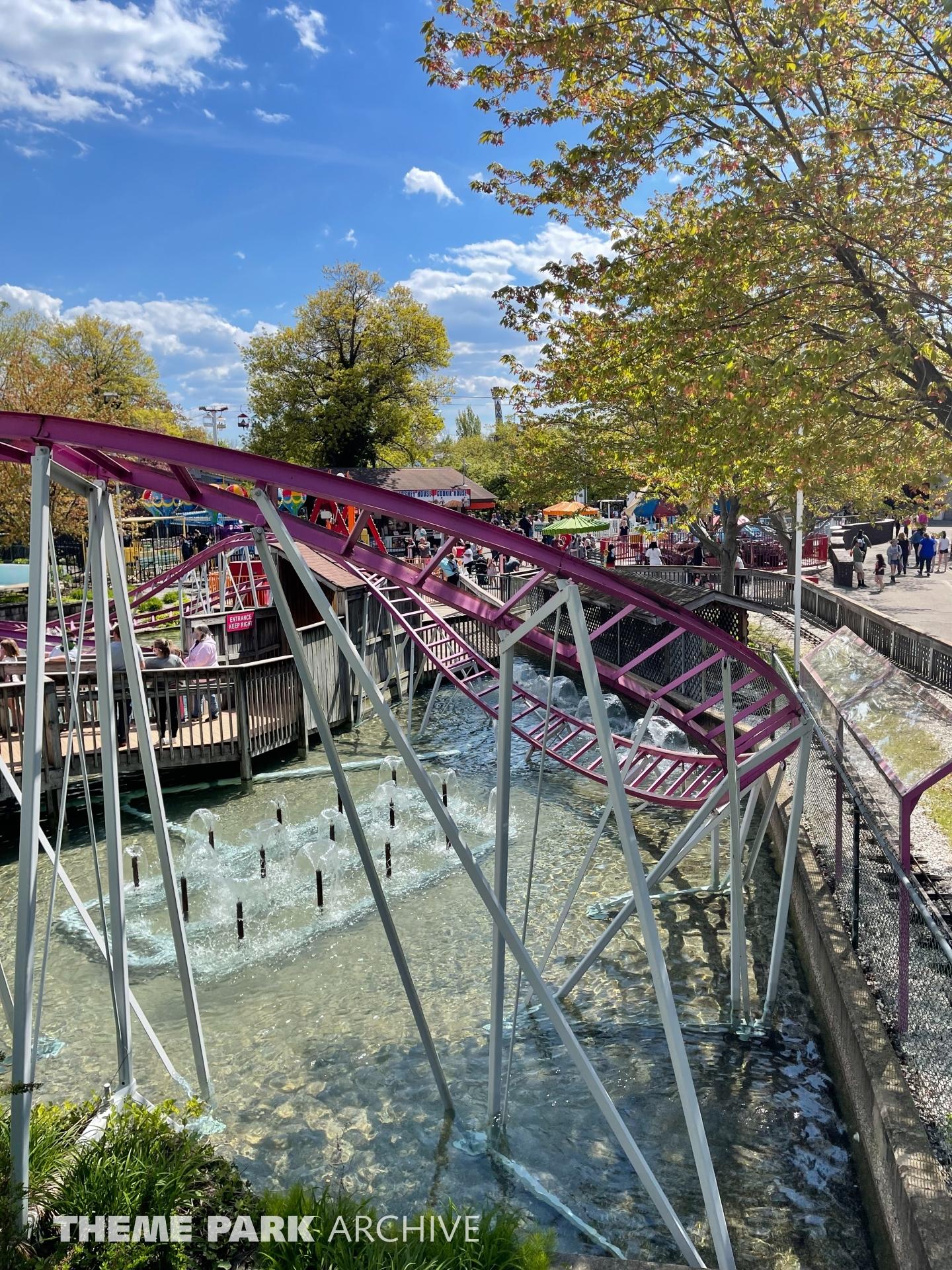 Ravine Flyer 3 at Waldameer Park