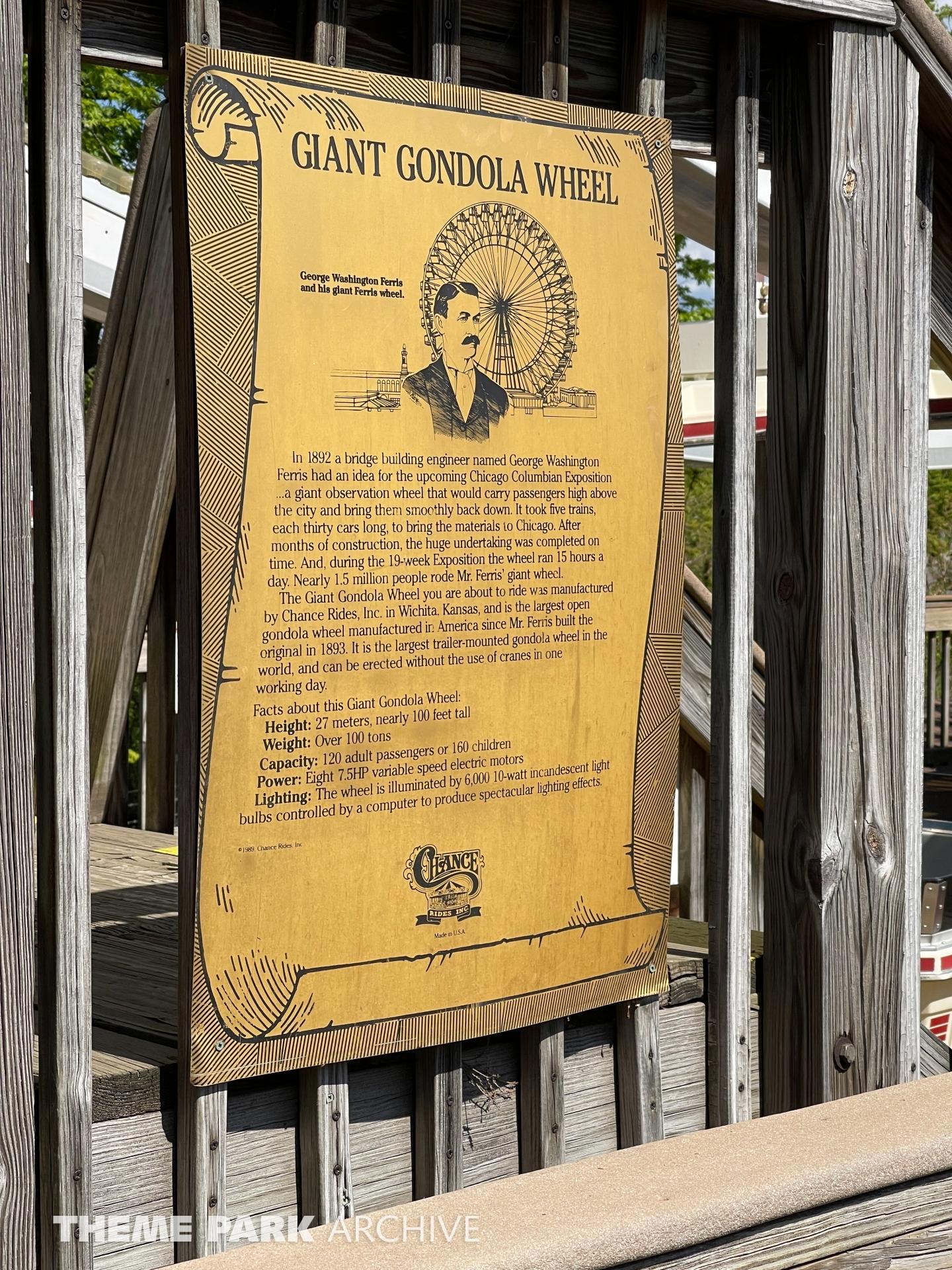 Ferris Wheel at Waldameer Park