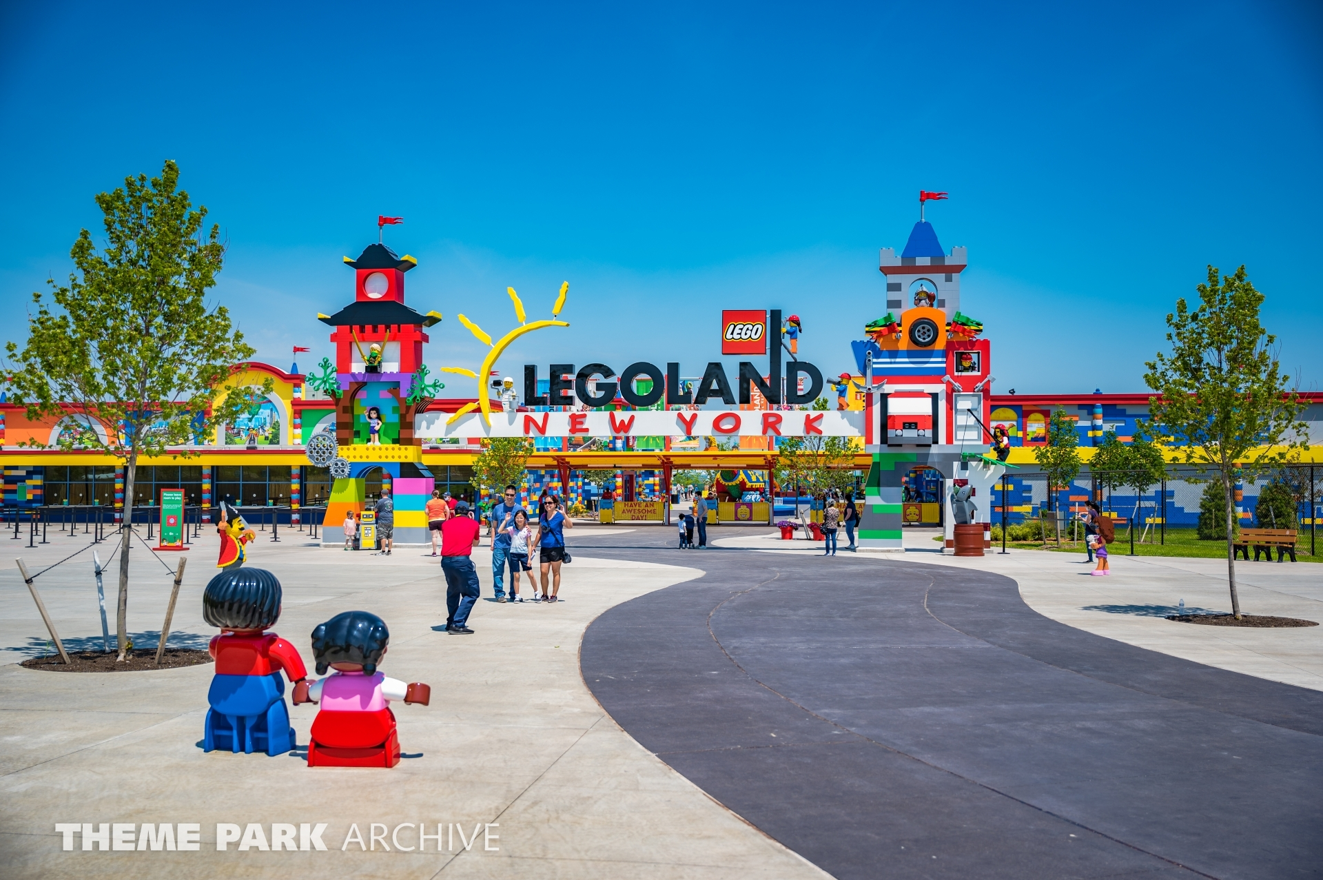LEGOLAND New York Behind the Brick Preview