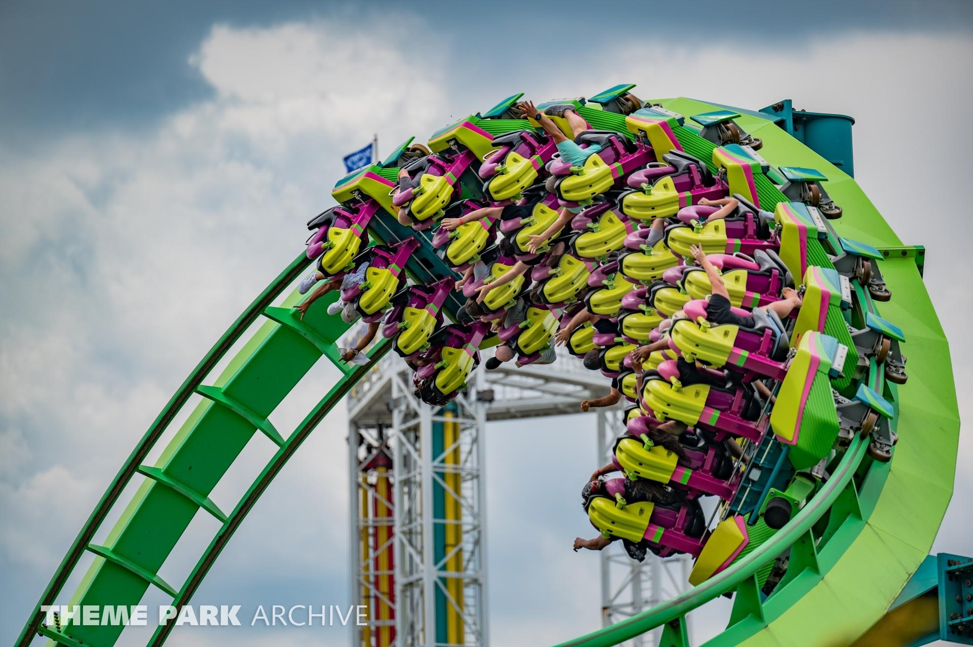 Hydra The Revenge at Dorney Park
