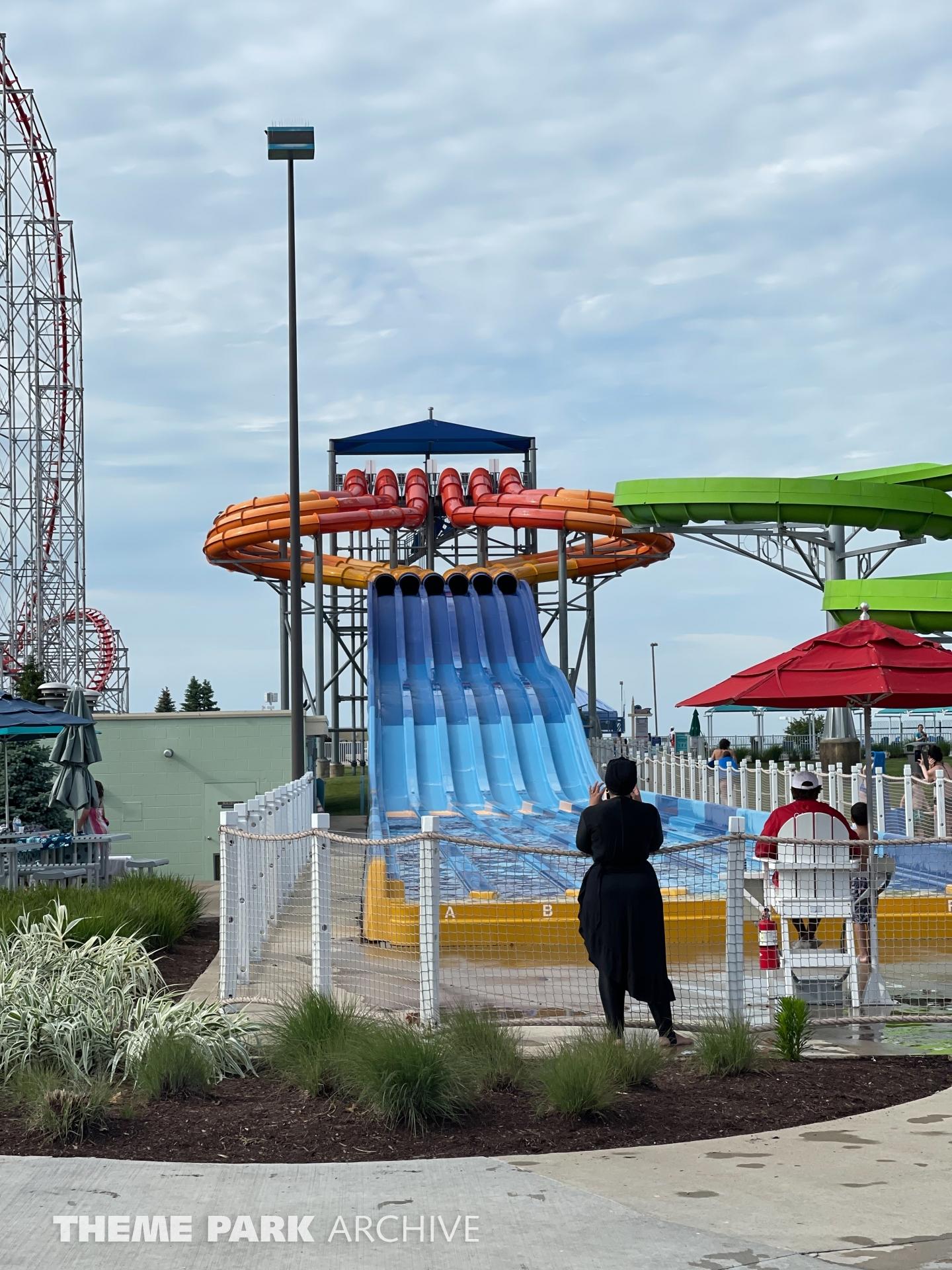 Riptide Raceway at Cedar Point Shores