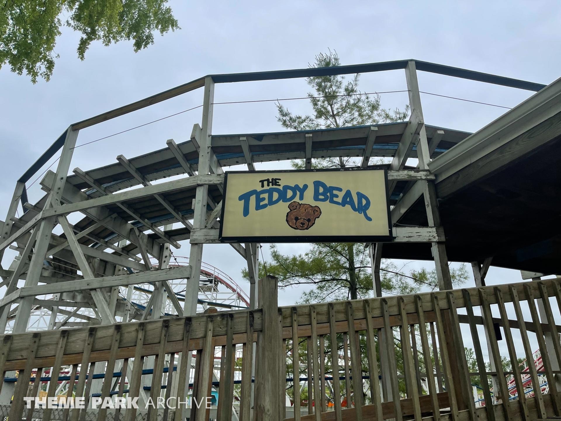 The Teddy Bear at Stricker's Grove