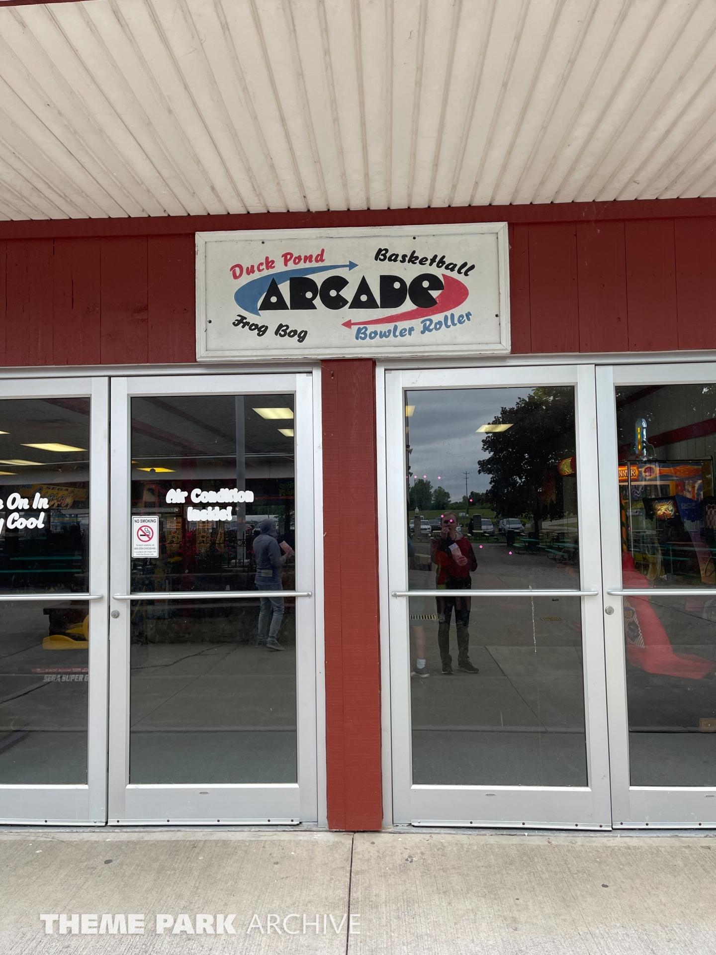 Arcade at Stricker's Grove